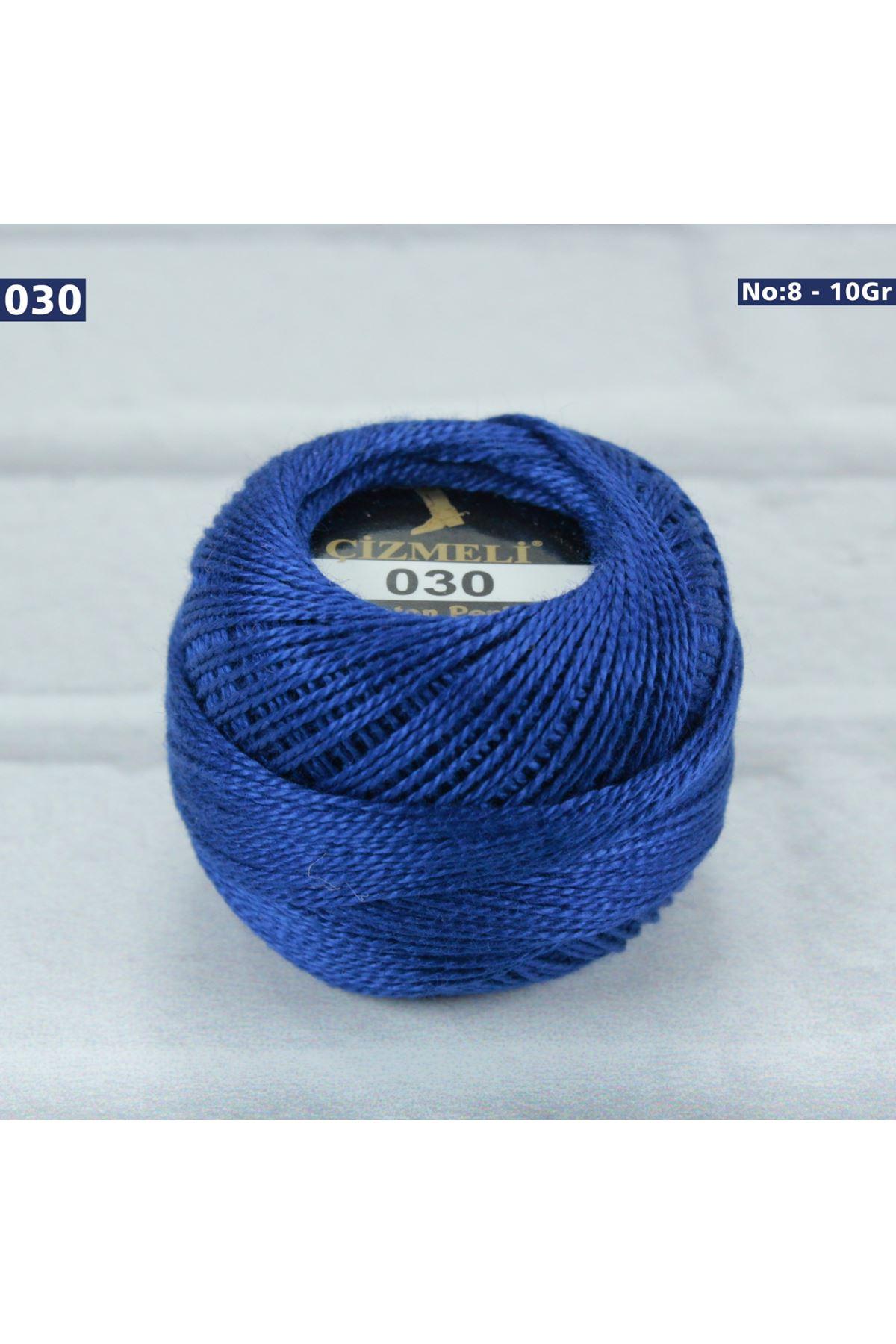 Çizmeli Cotton Perle Nakış İpliği No: 030
