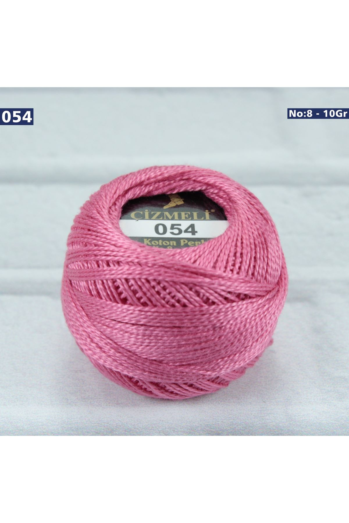 Çizmeli Cotton Perle Nakış İpliği No: 054