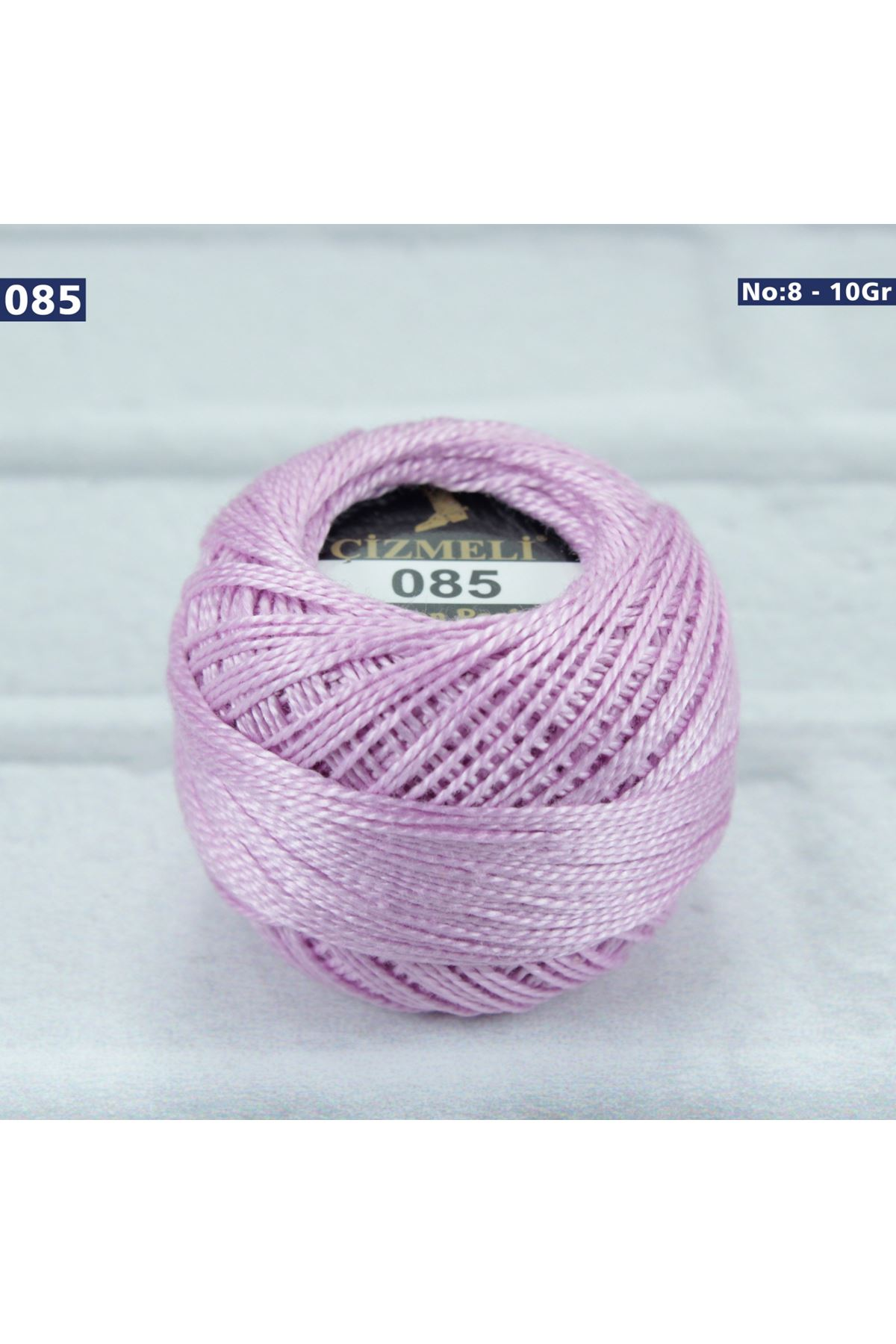 Çizmeli Cotton Perle Nakış İpliği No: 085