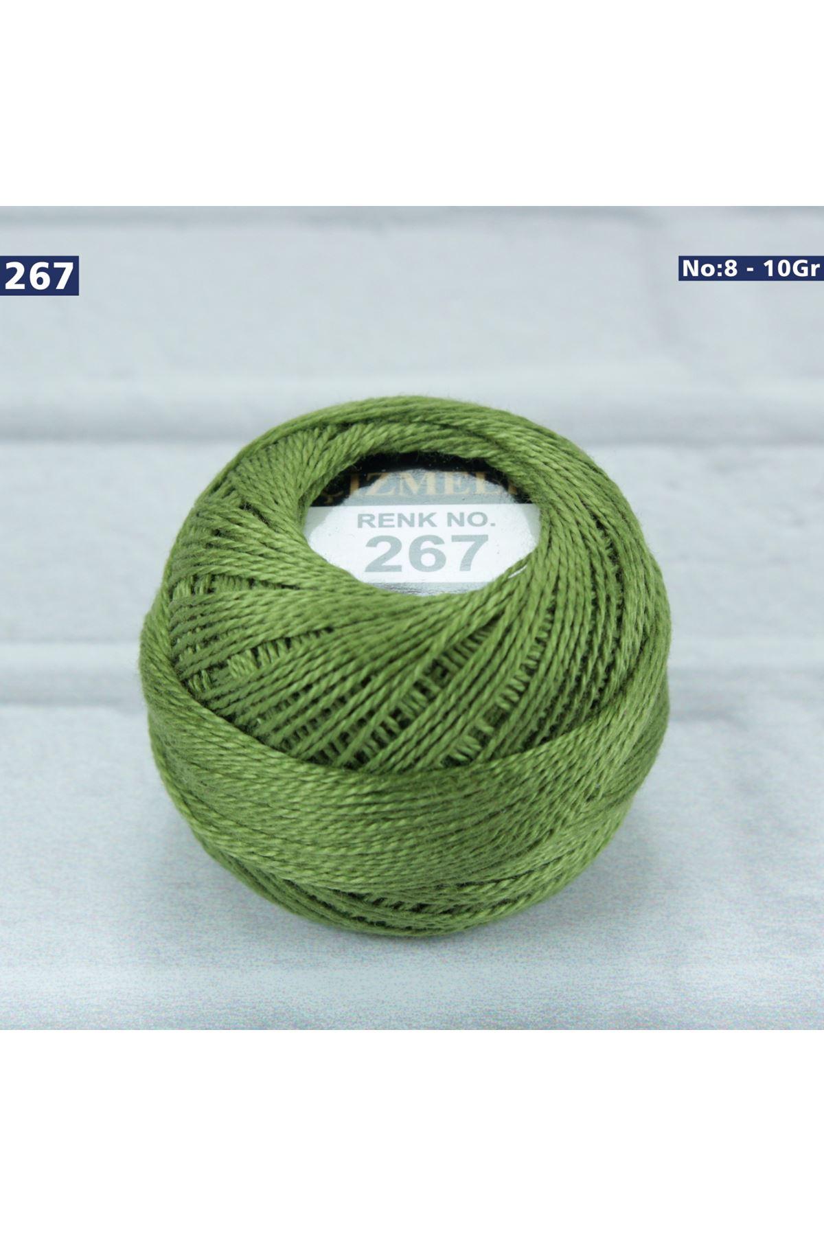 Çizmeli Cotton Perle Nakış İpliği No: 267