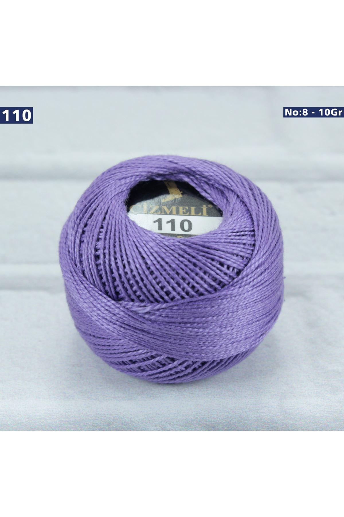Çizmeli Cotton Perle Nakış İpliği No: 110