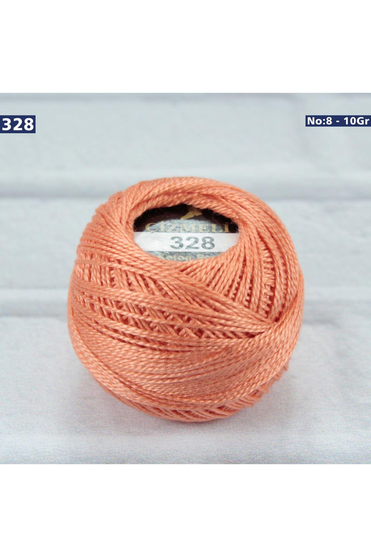 Çizmeli Cotton Perle Nakış İpliği No: 328