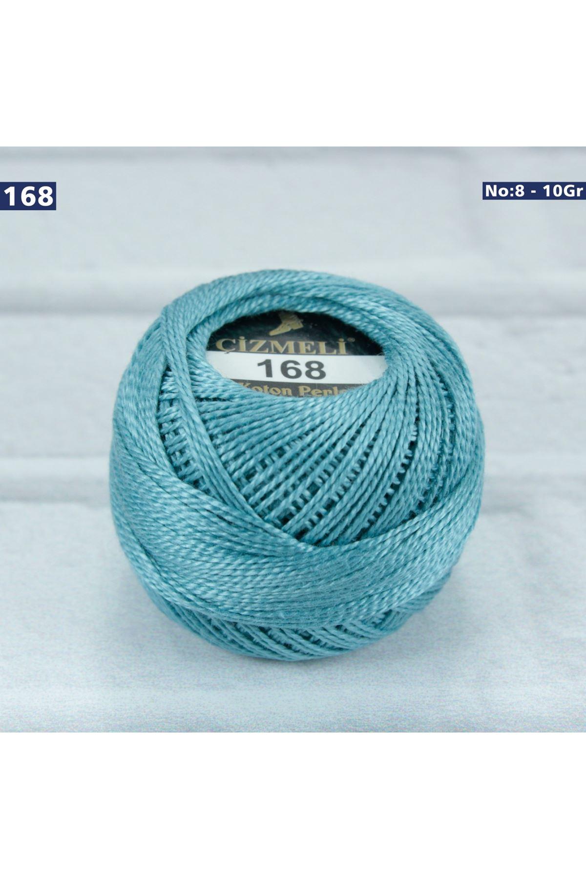 Çizmeli Cotton Perle Nakış İpliği No: 168