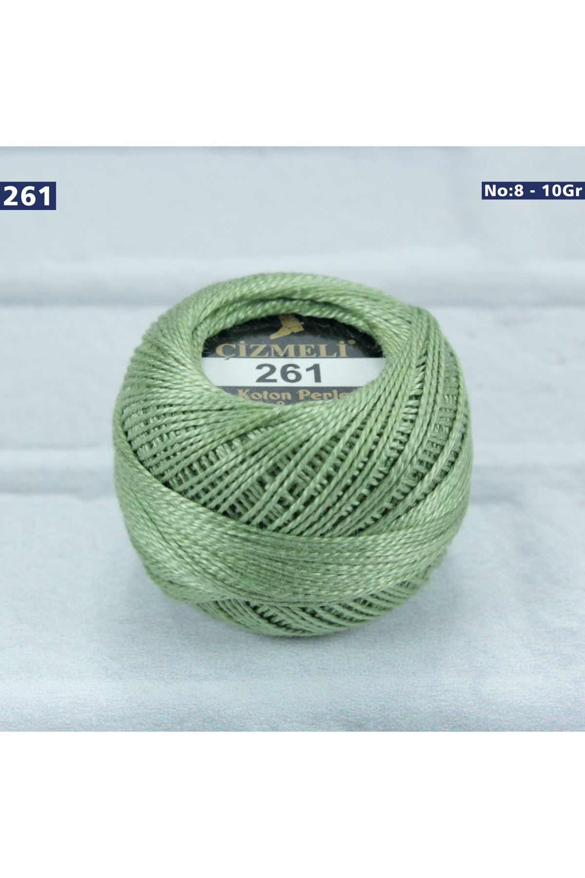 Çizmeli Cotton Perle Nakış İpliği No: 261