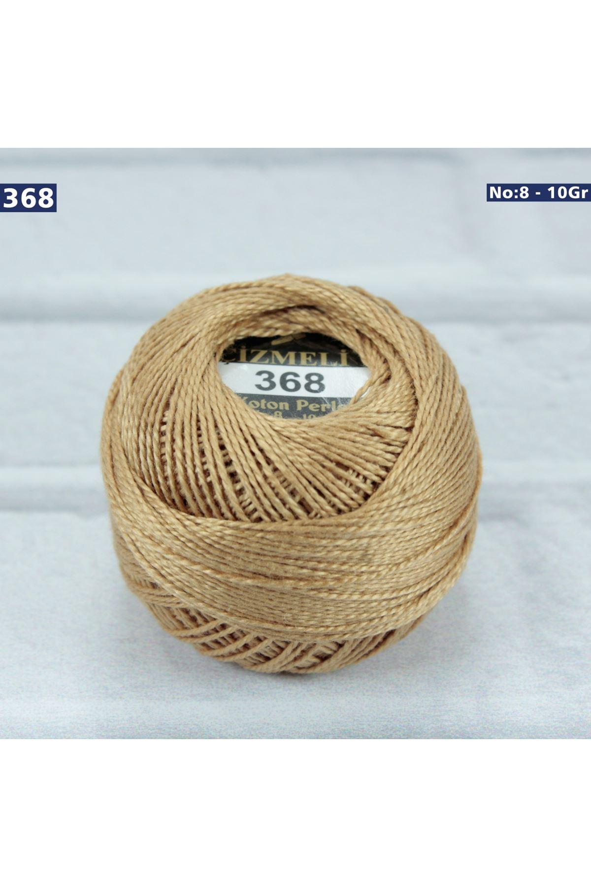 Çizmeli Cotton Perle Nakış İpliği No: 368