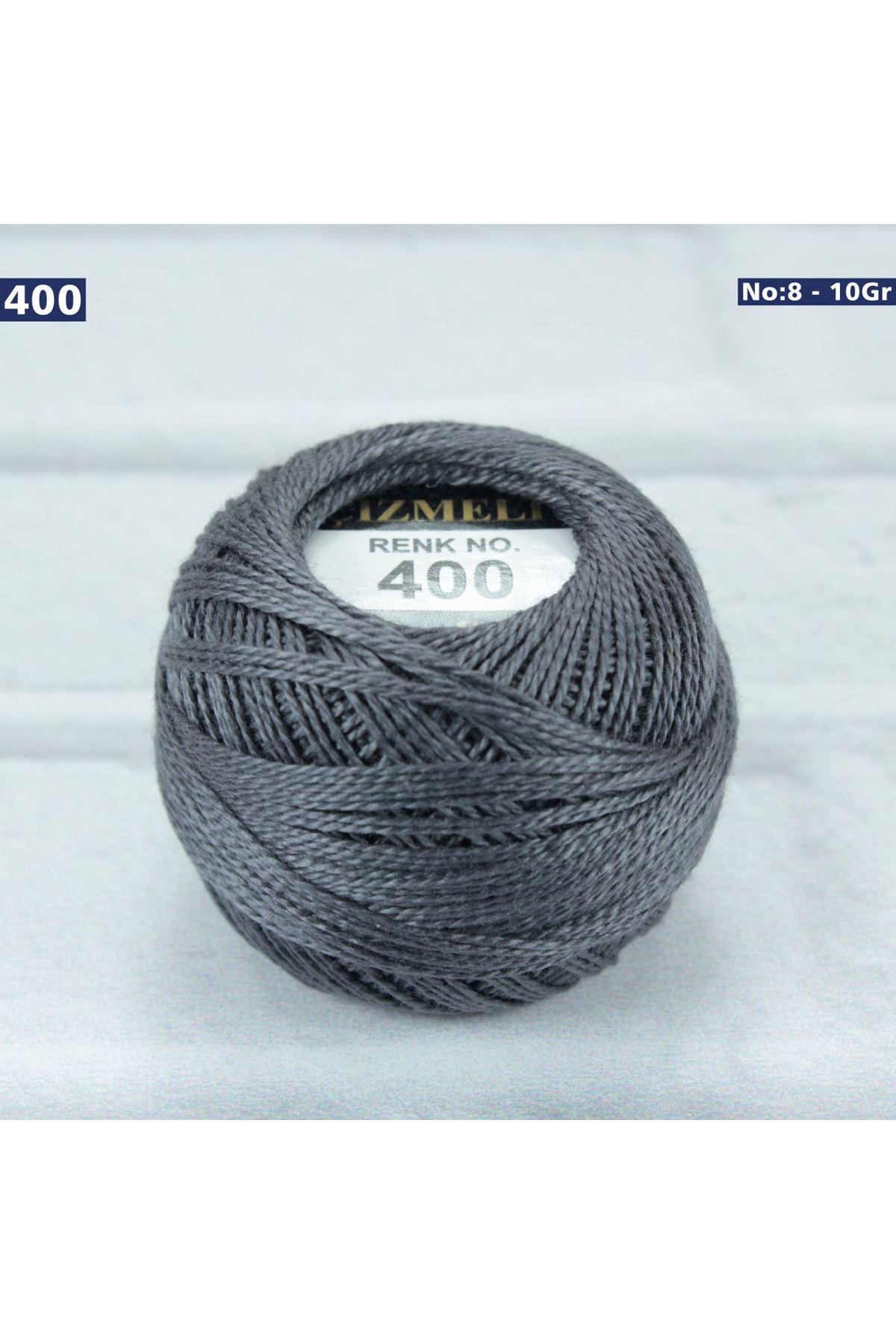 Çizmeli Cotton Perle Nakış İpliği No: 400