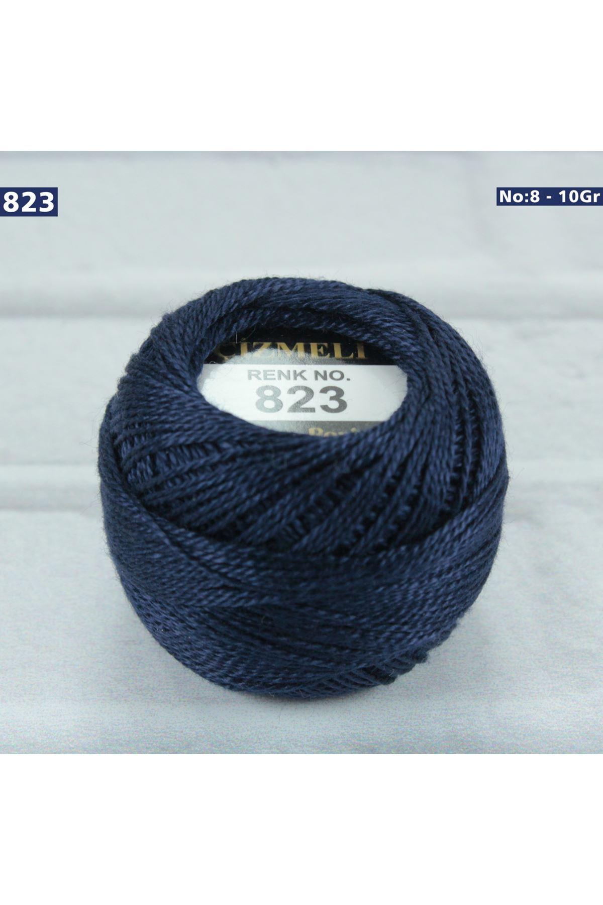 Çizmeli Cotton Perle Nakış İpliği No: 823