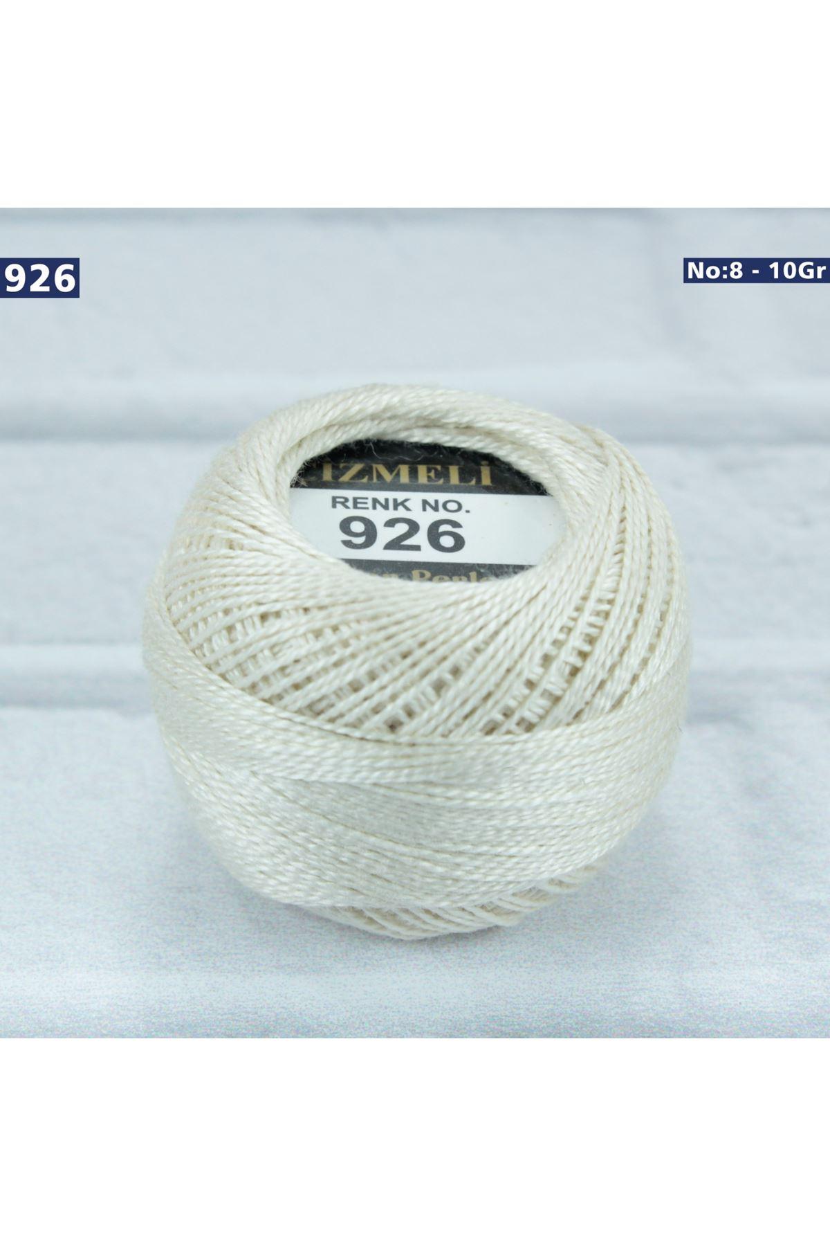 Çizmeli Cotton Perle Nakış İpliği No: 926