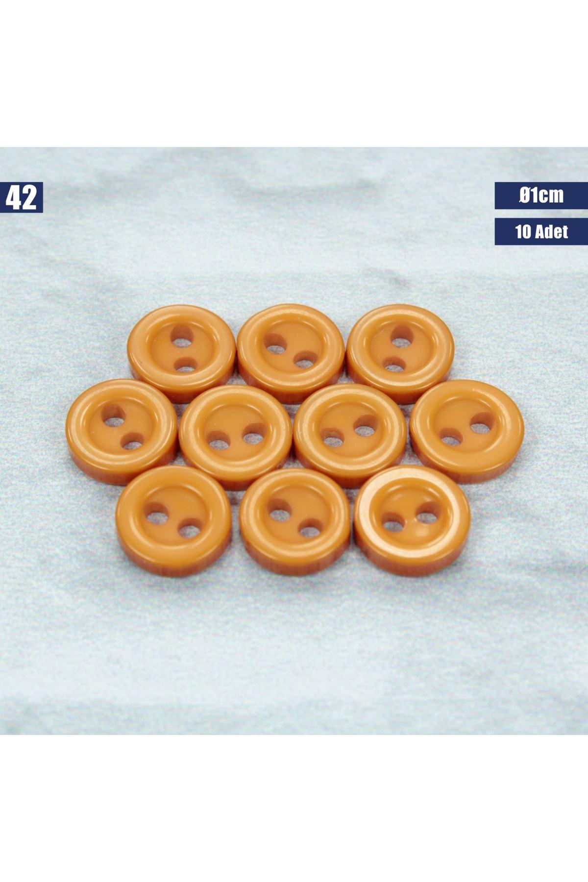 Amigurumi Düğmesi Ø 1cm - 42