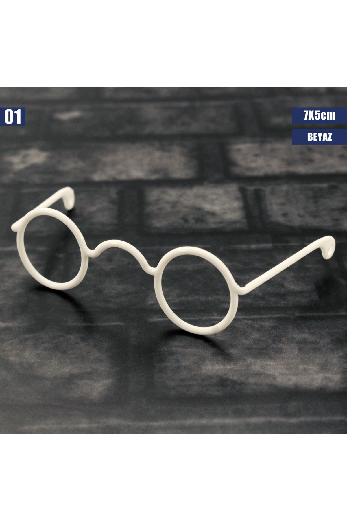 Amigurumi Gözlüğü 01