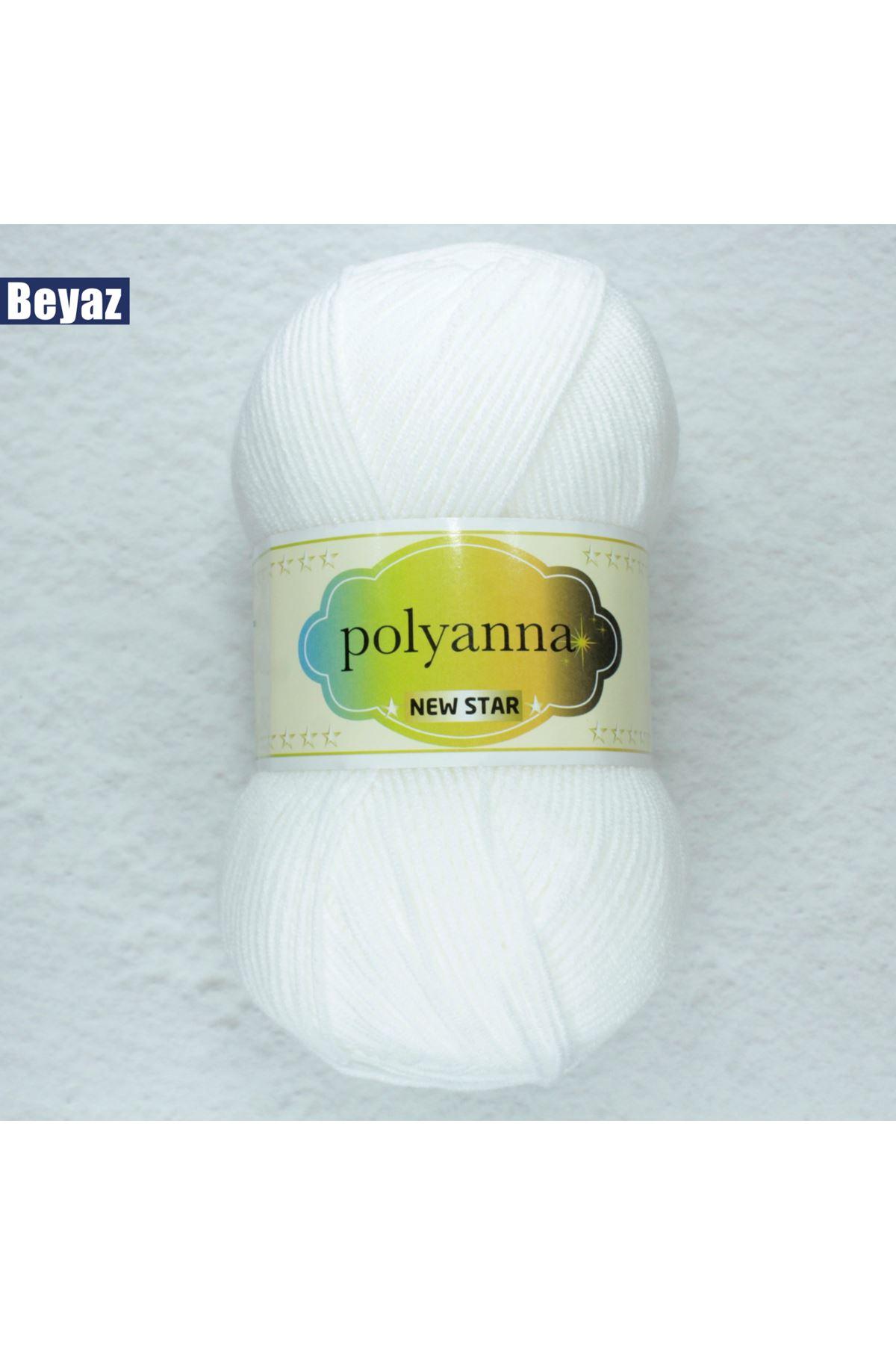 Polyanna New Star Beyaz