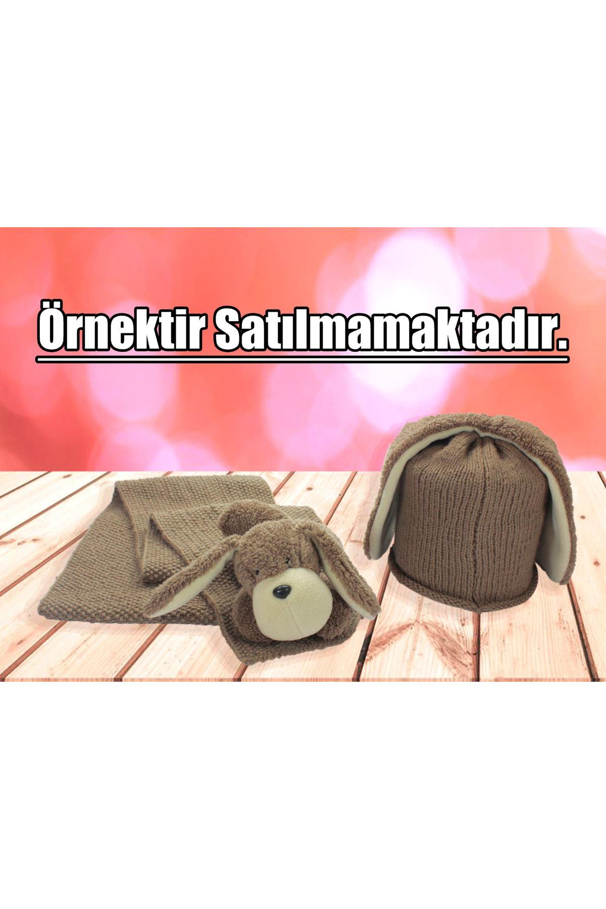 Pelüş Battaniye ve Yastık Kiti 01