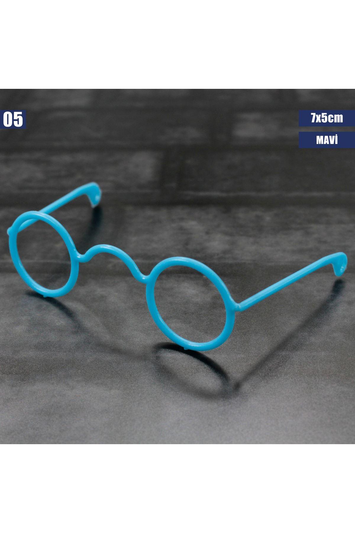 Amigurumi Gözlüğü 05