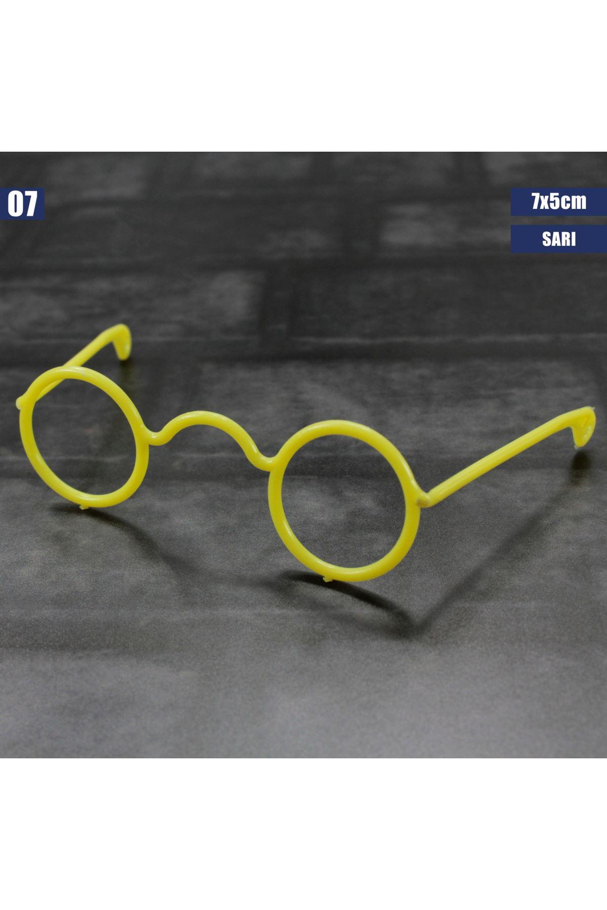 Amigurumi Gözlüğü 07