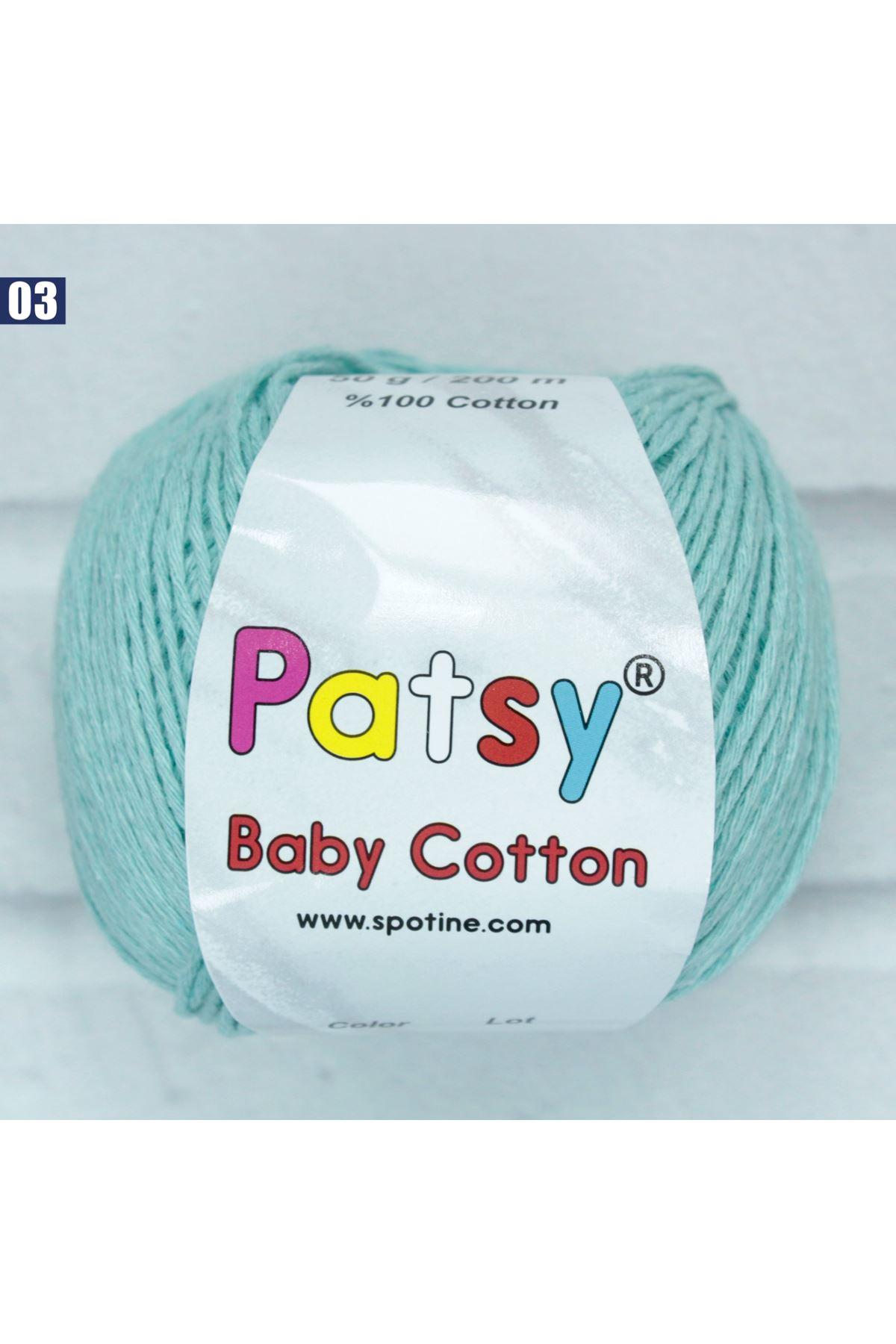 Patsy Baby Cotton 03