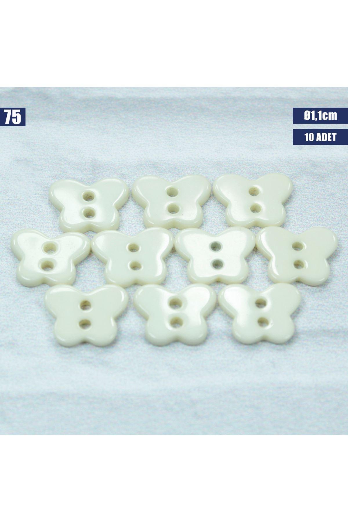 Amigurumi Düğmesi Ø 1,1cm - 75