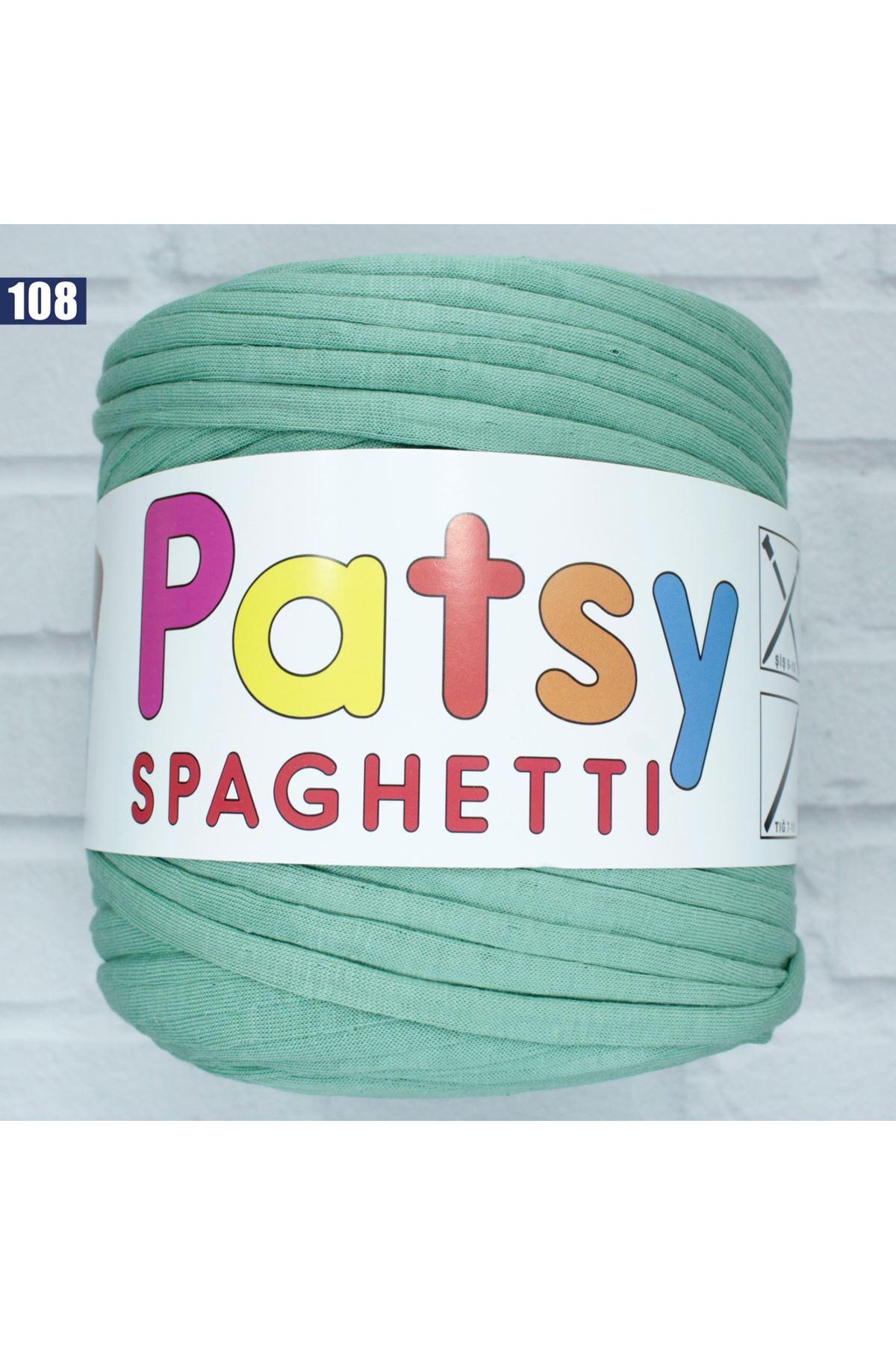Patsy Spagetti Penye İp - 108