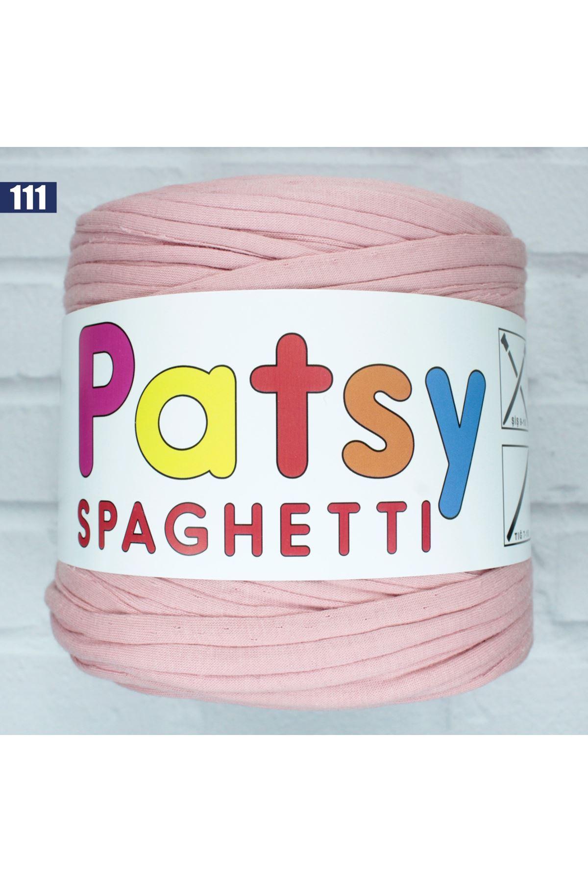 Patsy Spagetti Penye İp - 111