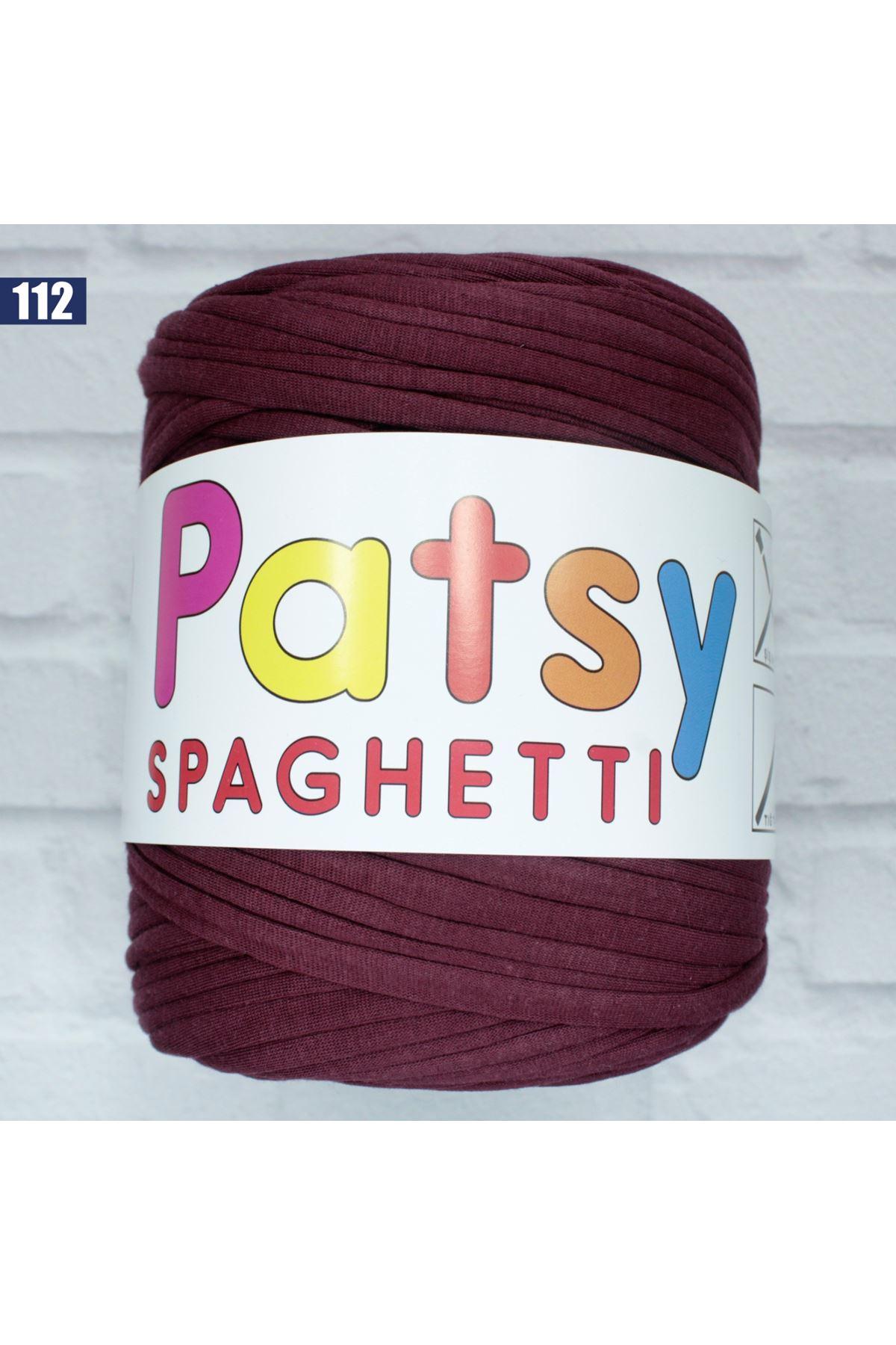 Patsy Spagetti Penye İp - 112
