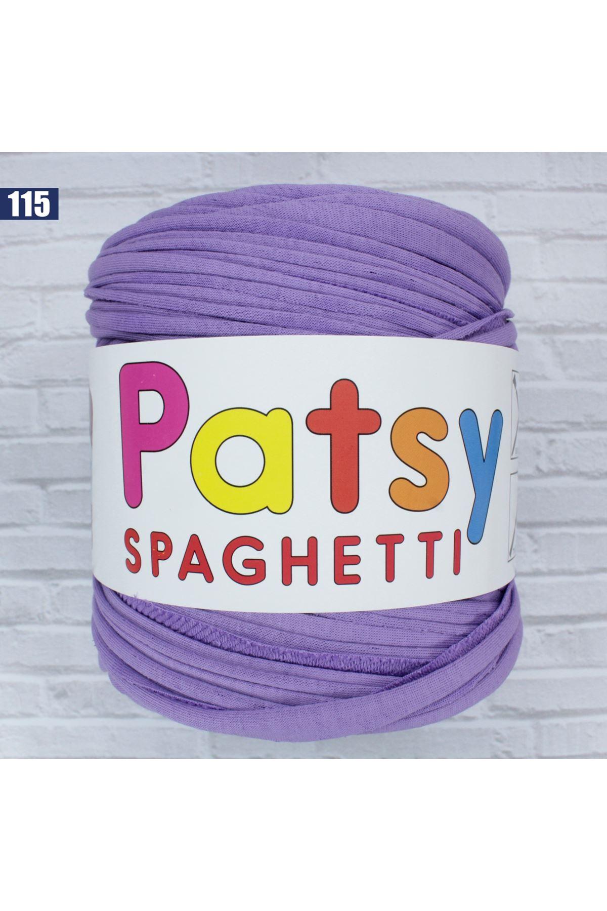 Patsy Spagetti Penye İp - 115