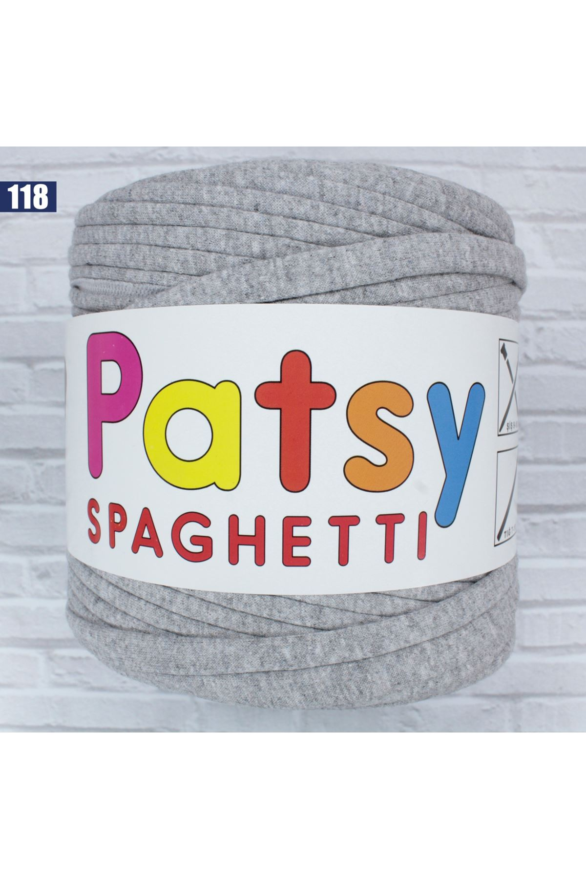 Patsy Spagetti Penye İp - 118