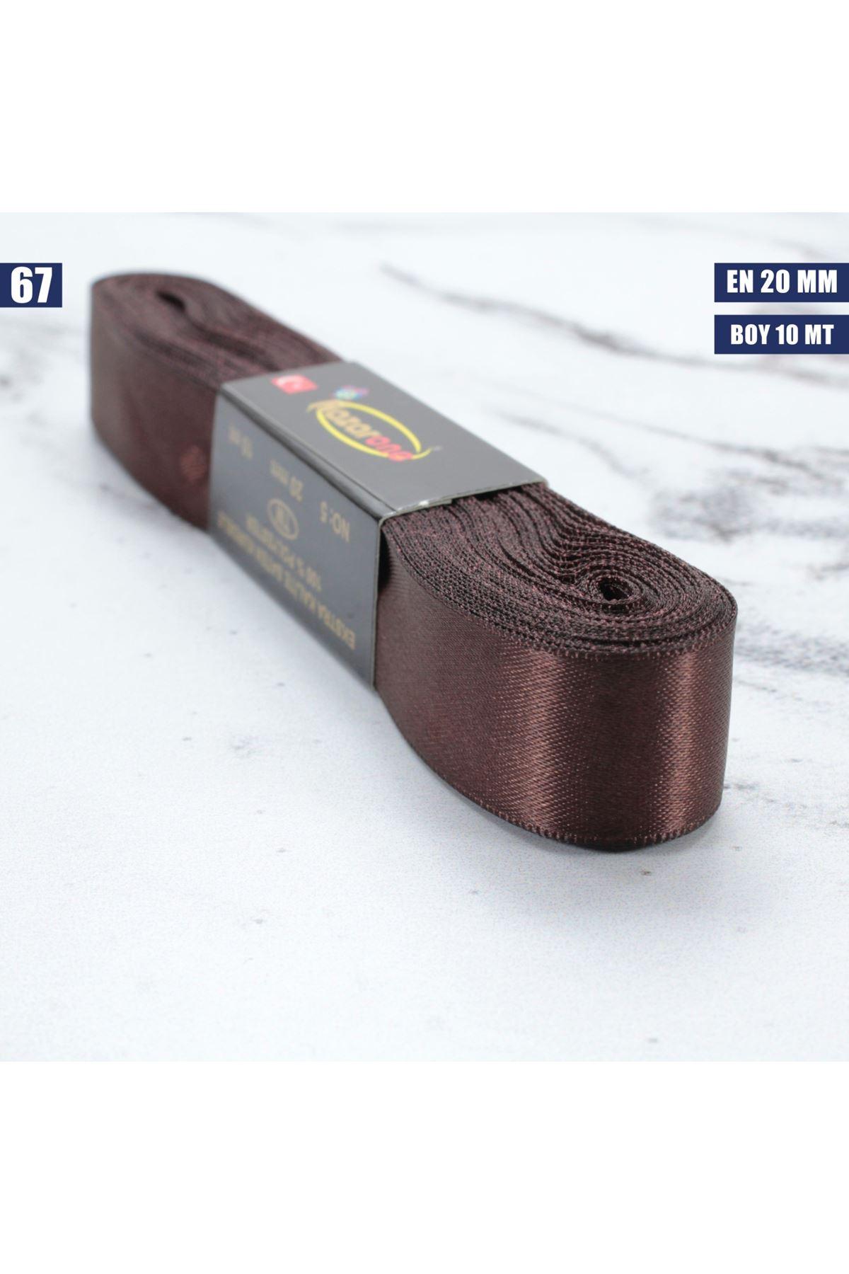 Saten Kurdele - 20 mm - 67