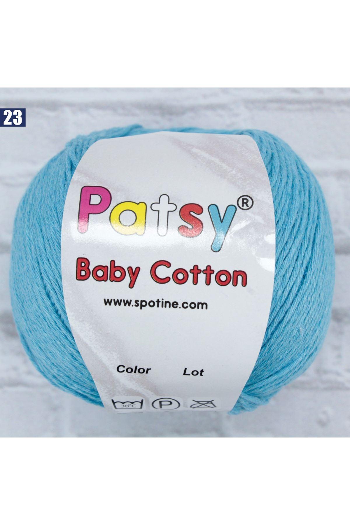 Patsy Baby Cotton 23