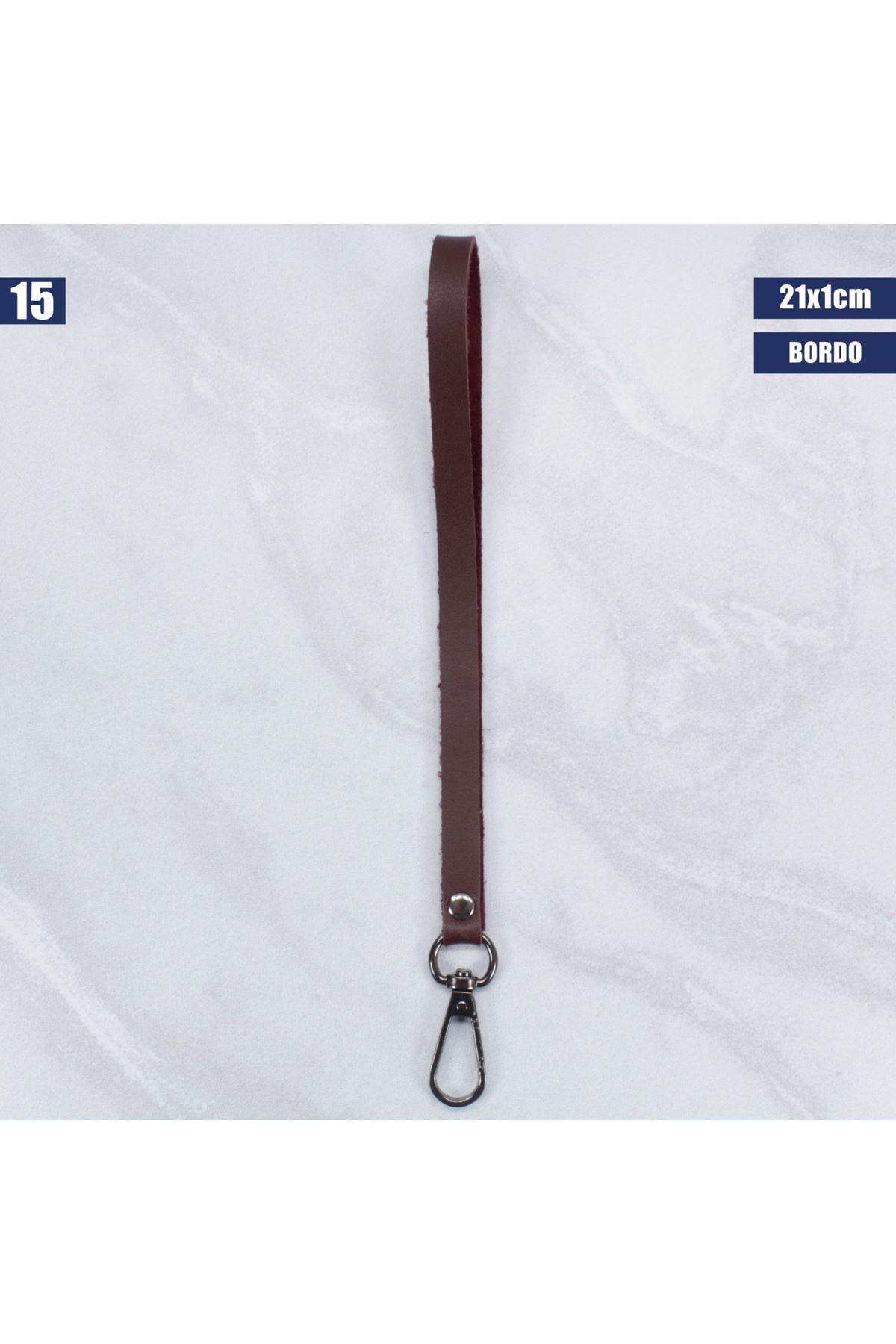 Deri Çanta Elciği - 15