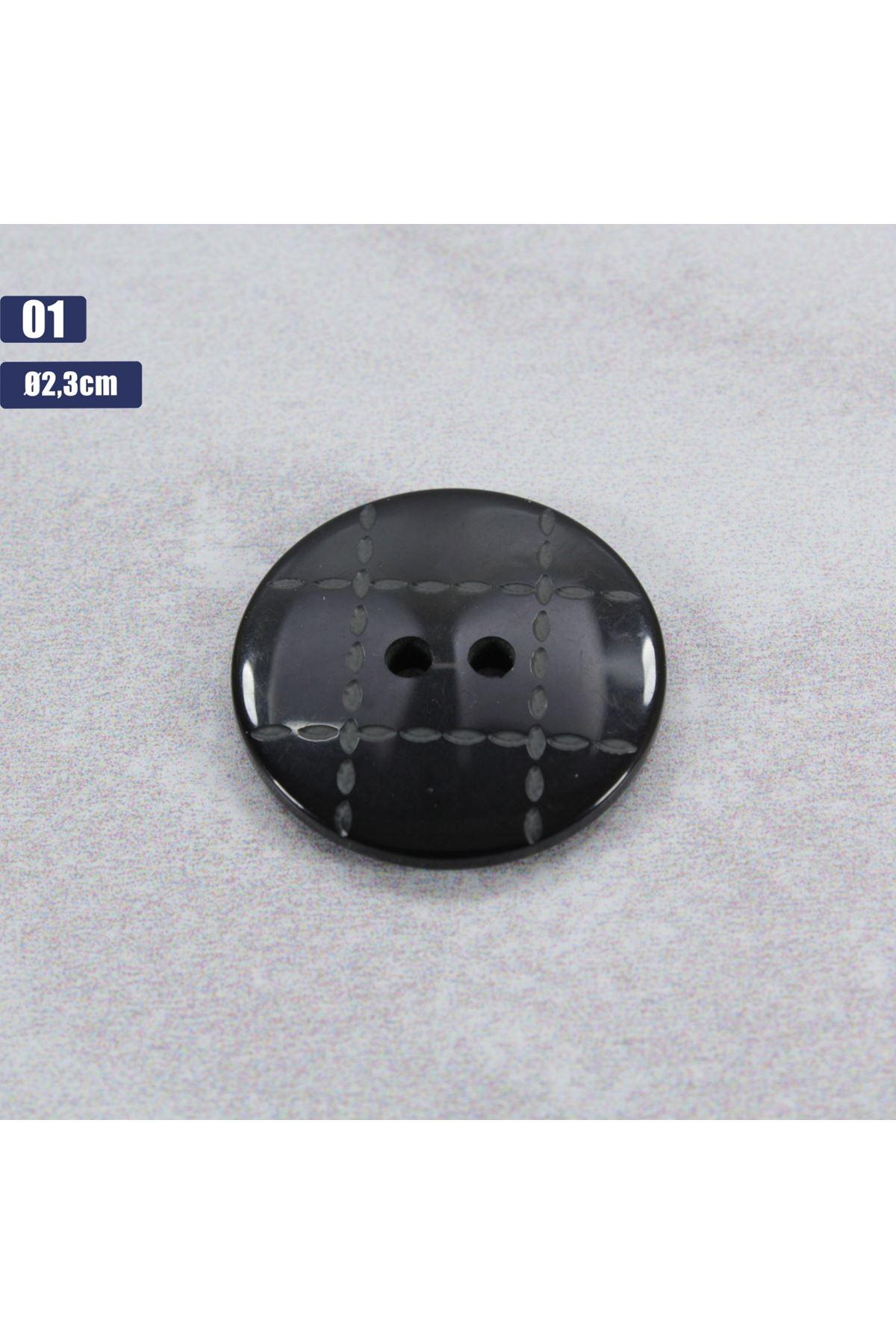 Düğme 1 Adet - 01