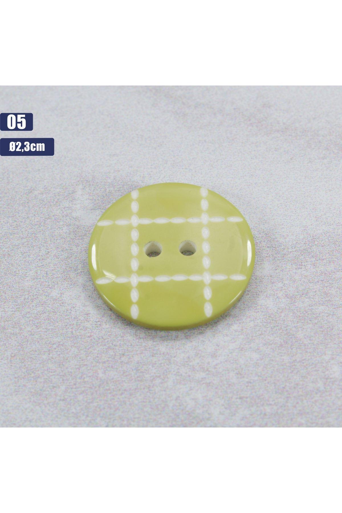Düğme 1 Adet - 05