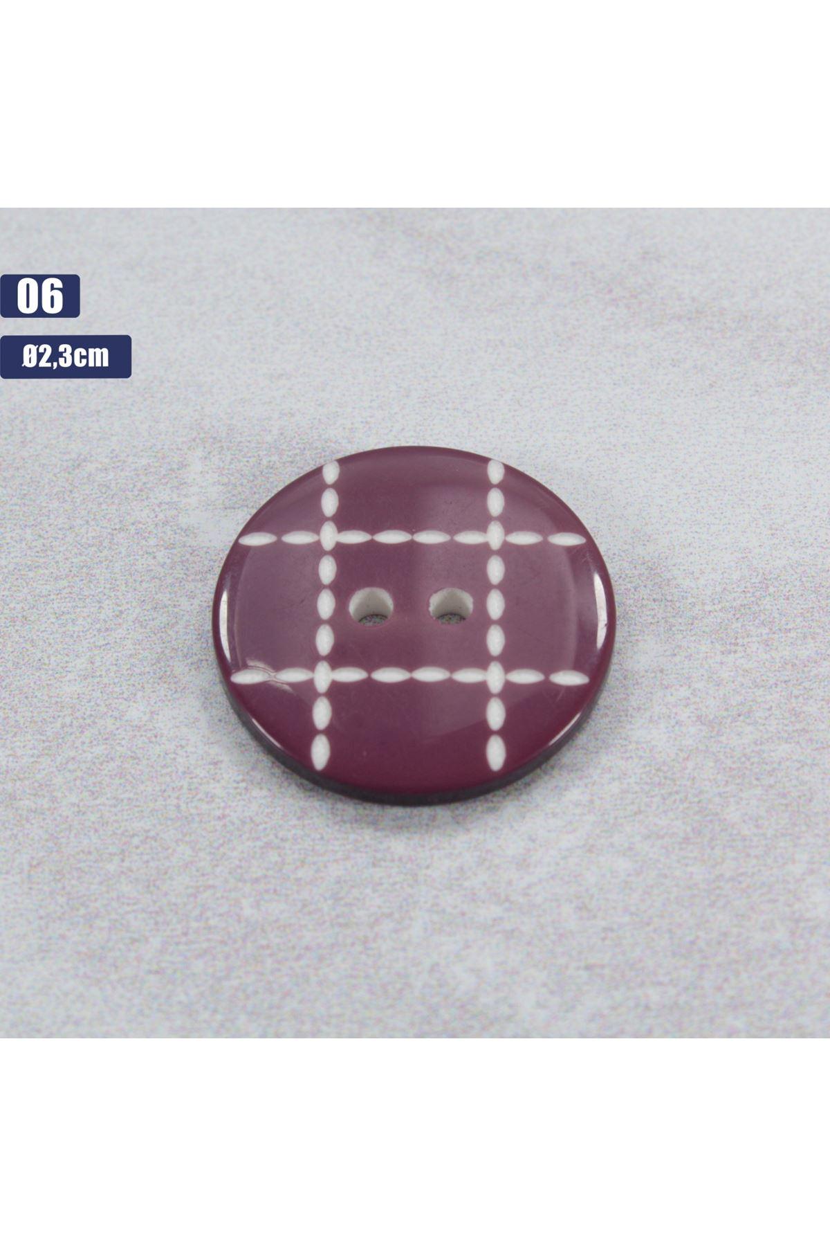 Düğme 1 Adet - 06