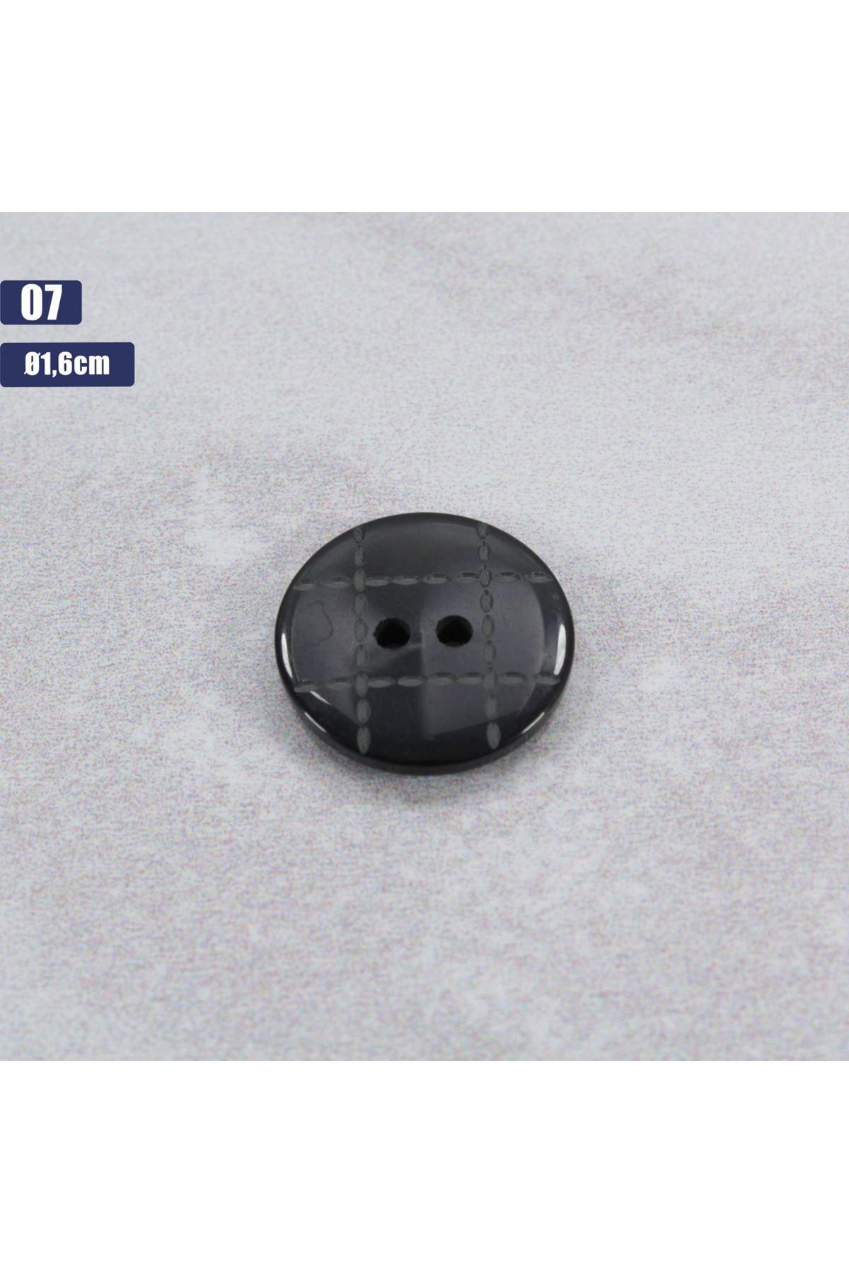 Düğme 1 Adet - 07