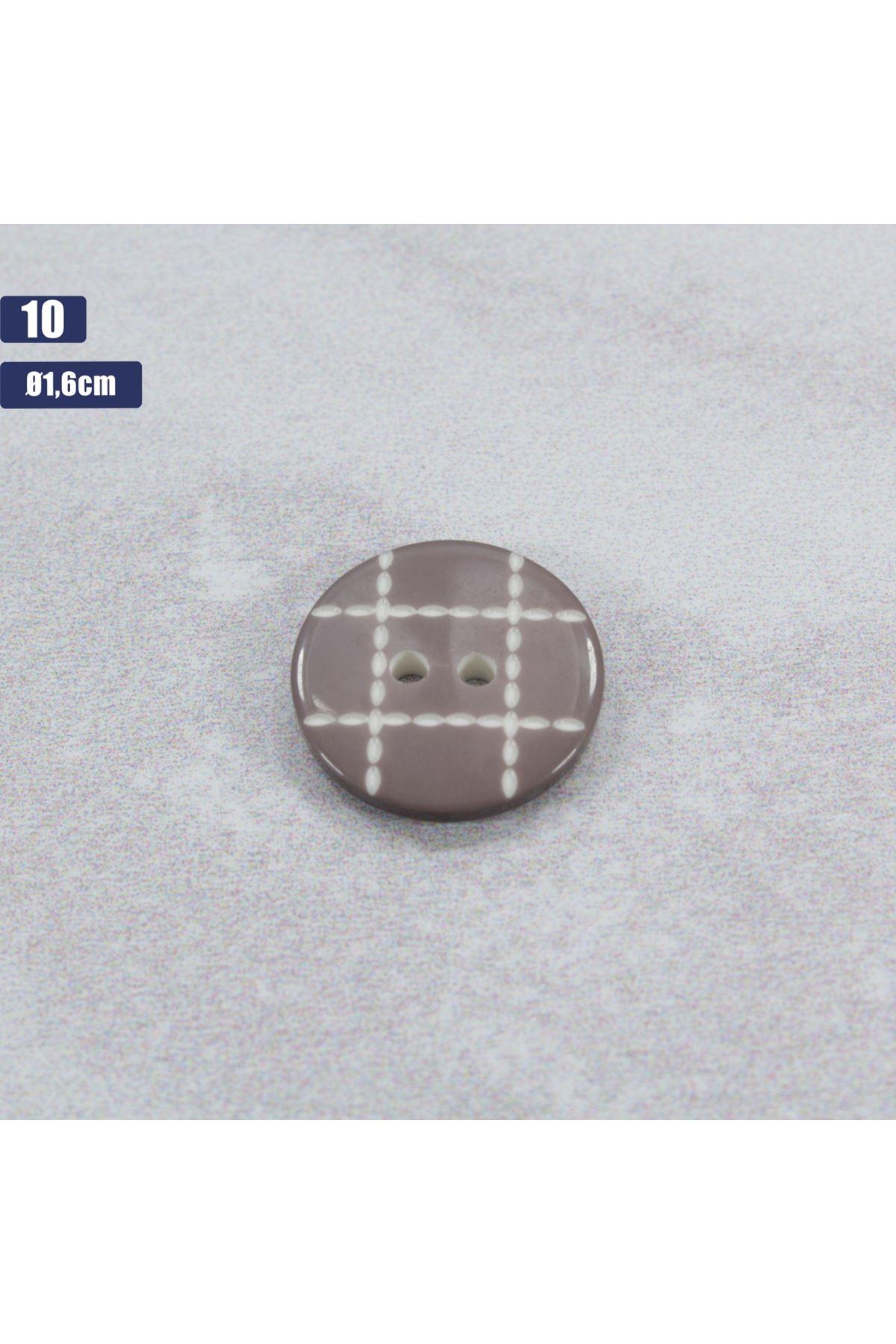 Düğme 1 Adet - 10