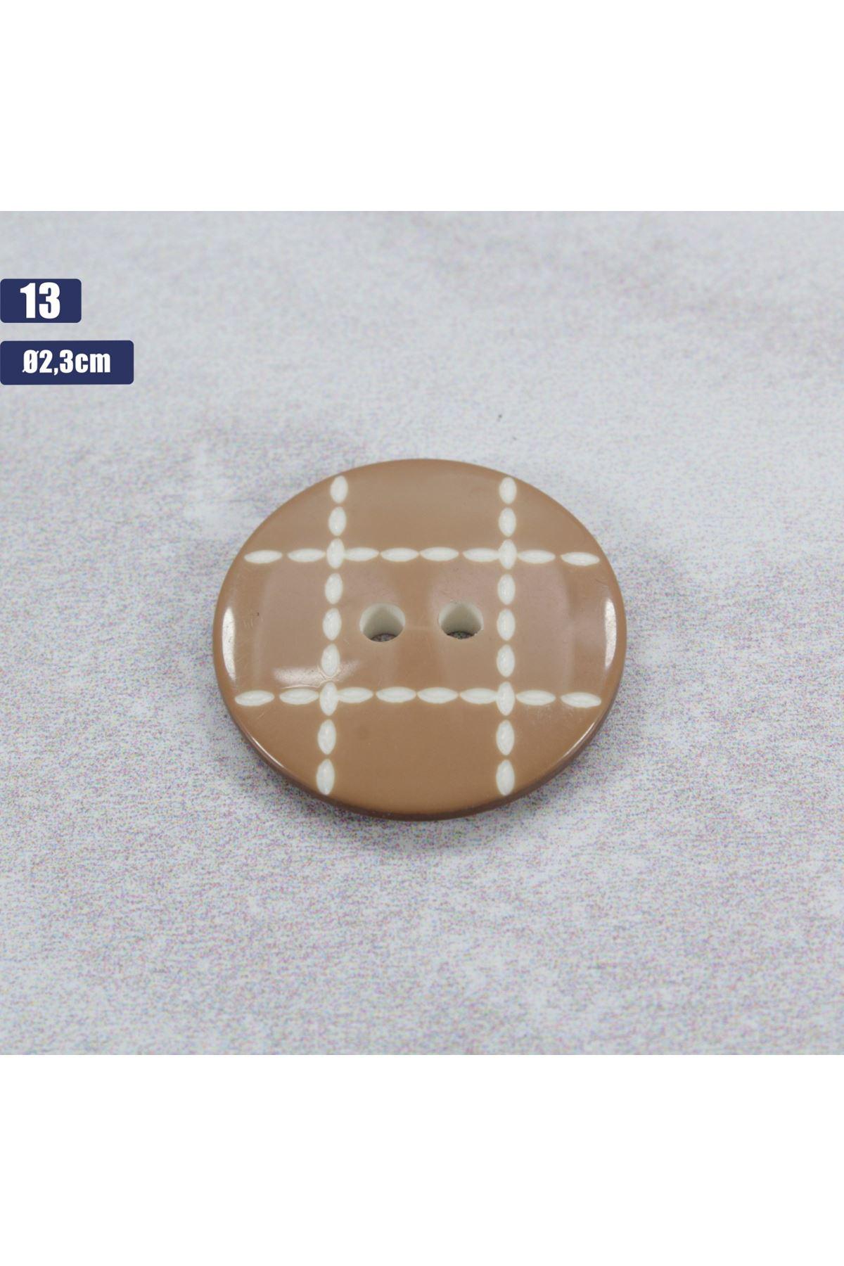 Düğme 1 Adet - 13