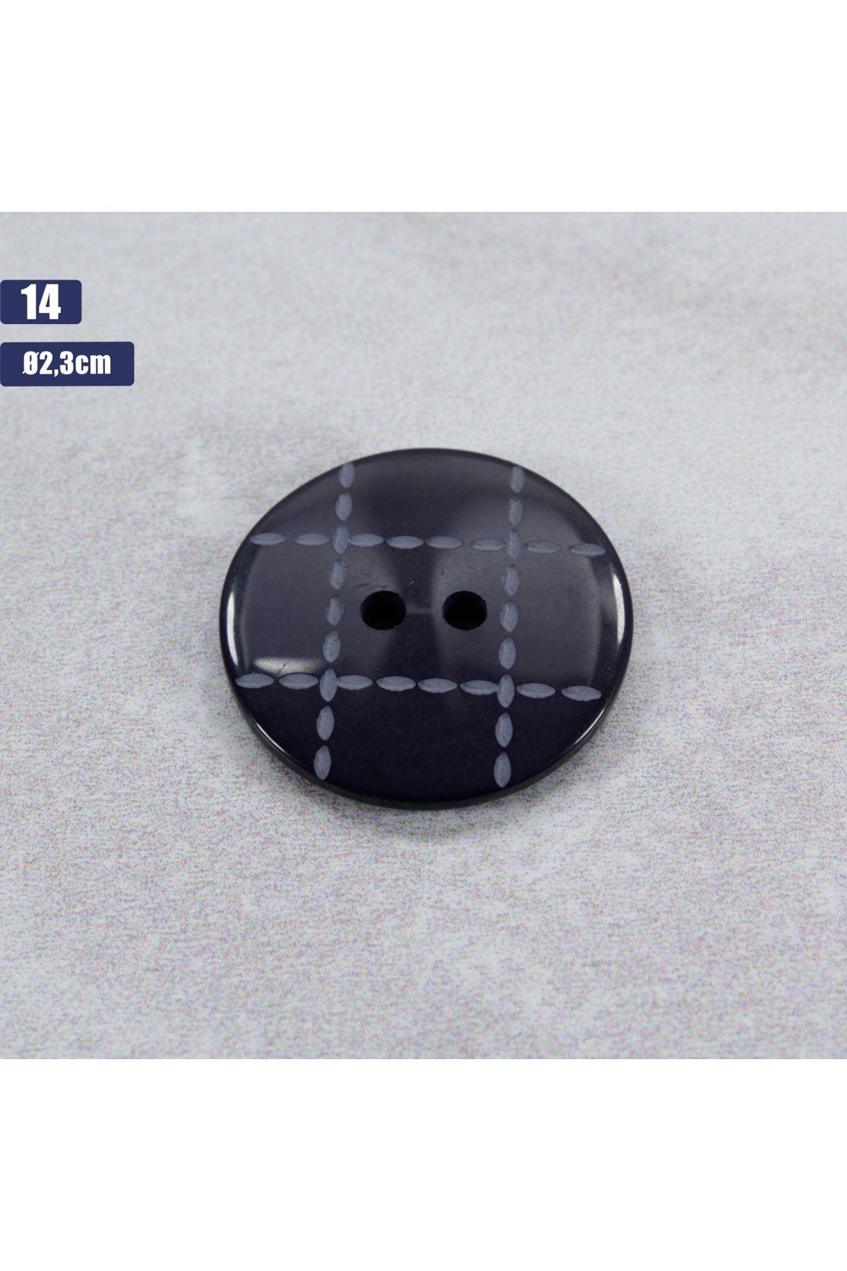 Düğme 1 Adet - 14