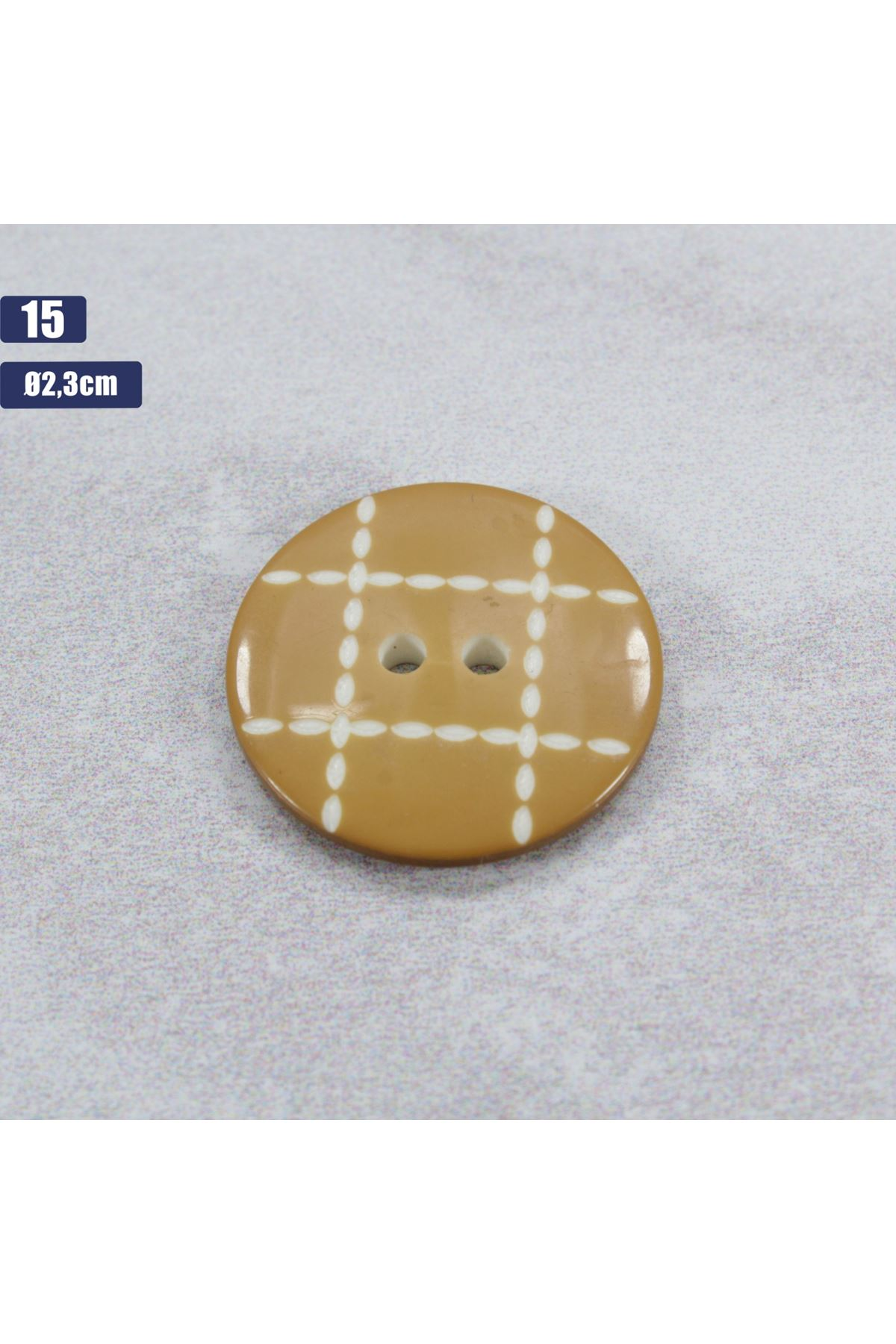Düğme 1 Adet - 15