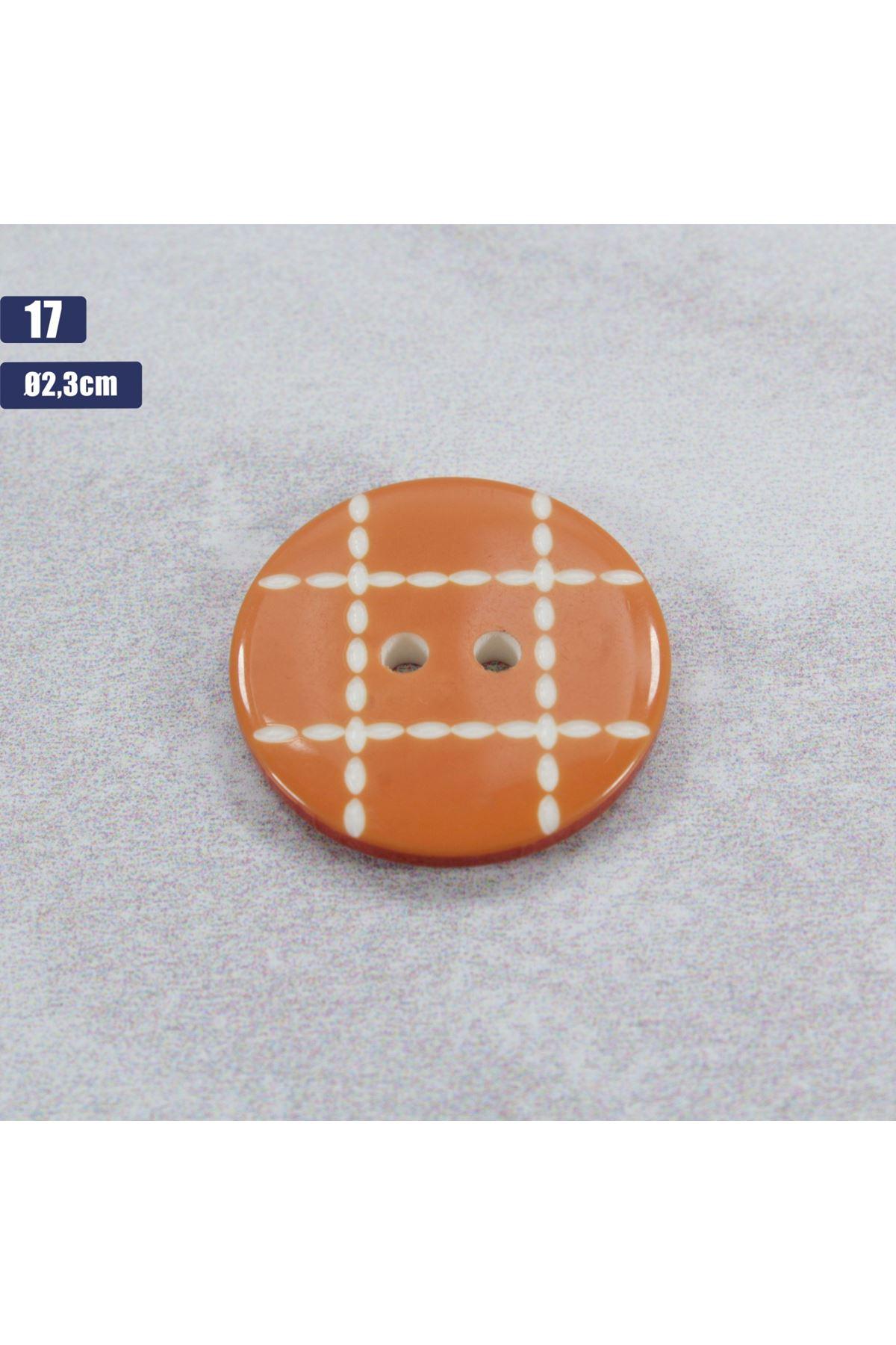 Düğme 1 Adet - 17