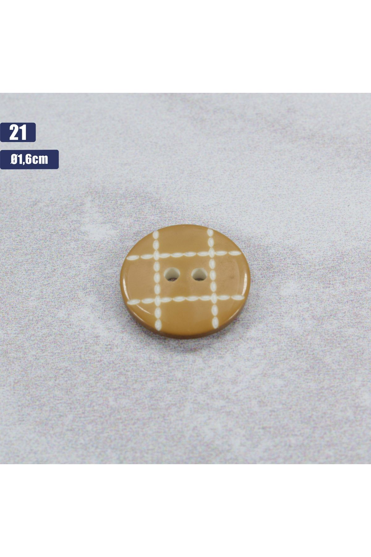 Düğme 1 Adet - 21