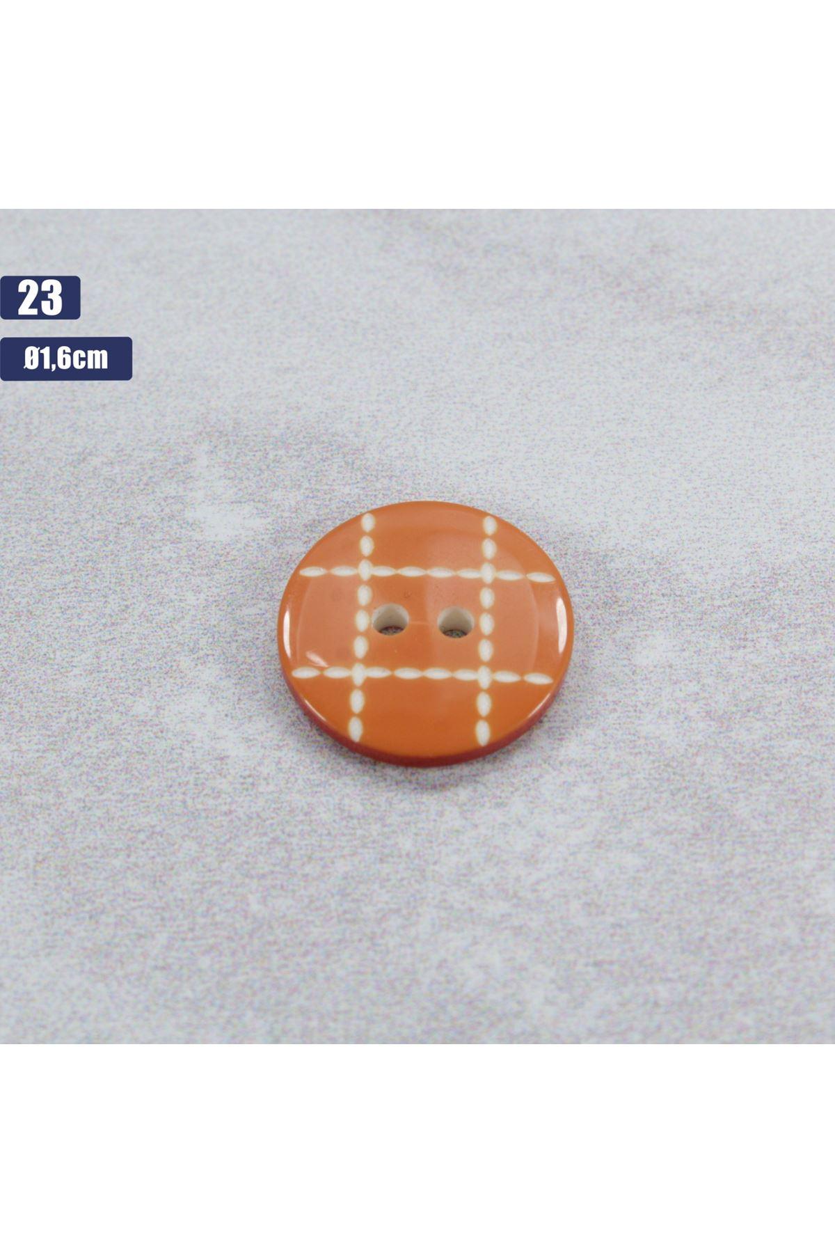 Düğme 1 Adet - 23