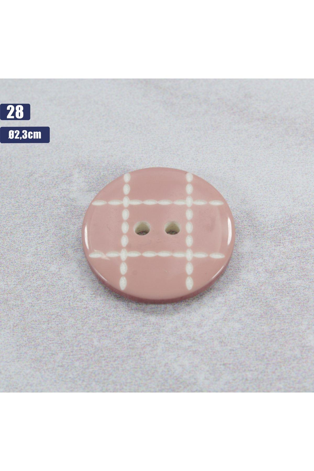 Düğme 1 Adet - 28