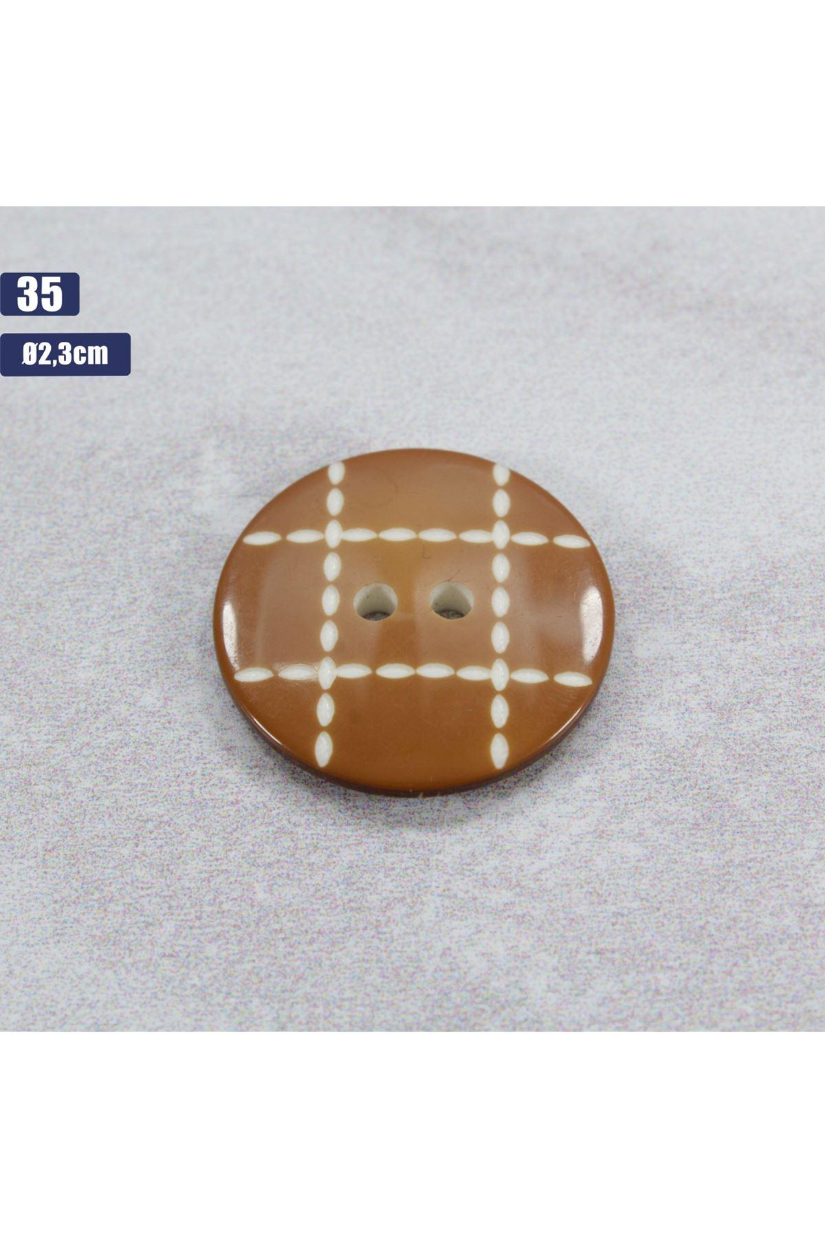 Düğme 1 Adet - 35