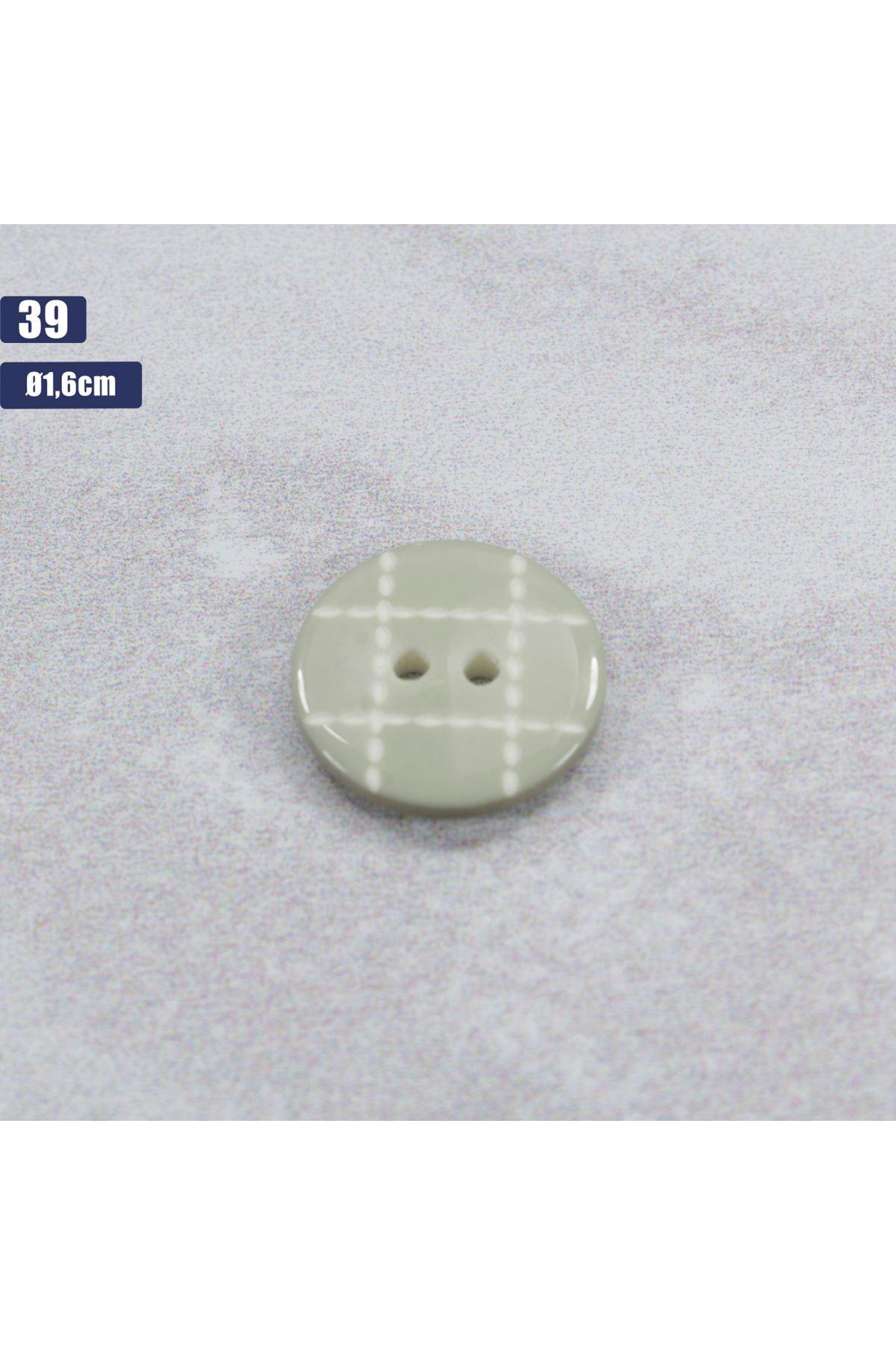 Düğme 1 Adet - 39
