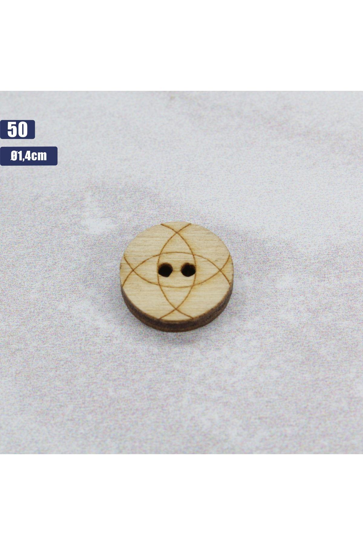 Düğme 1 Adet - 50