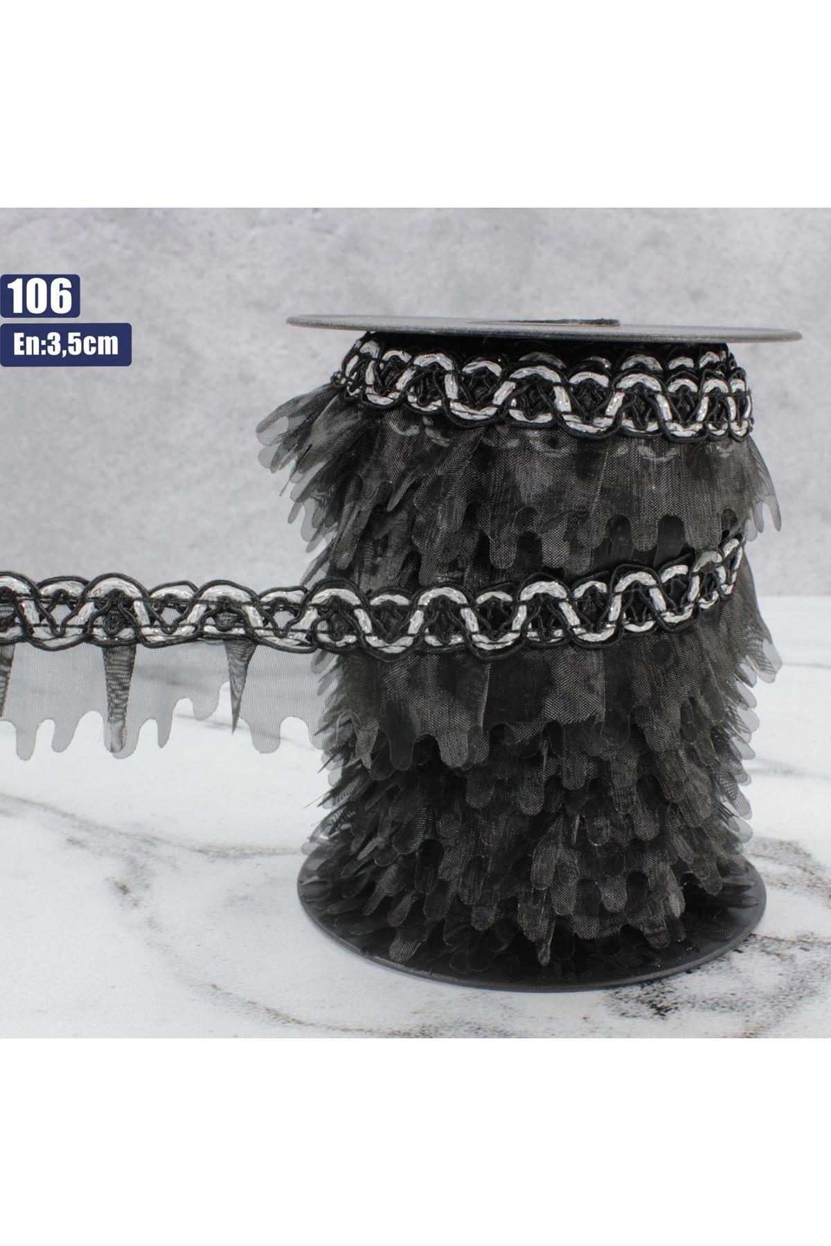 Fırfırlı Kurdele - 106