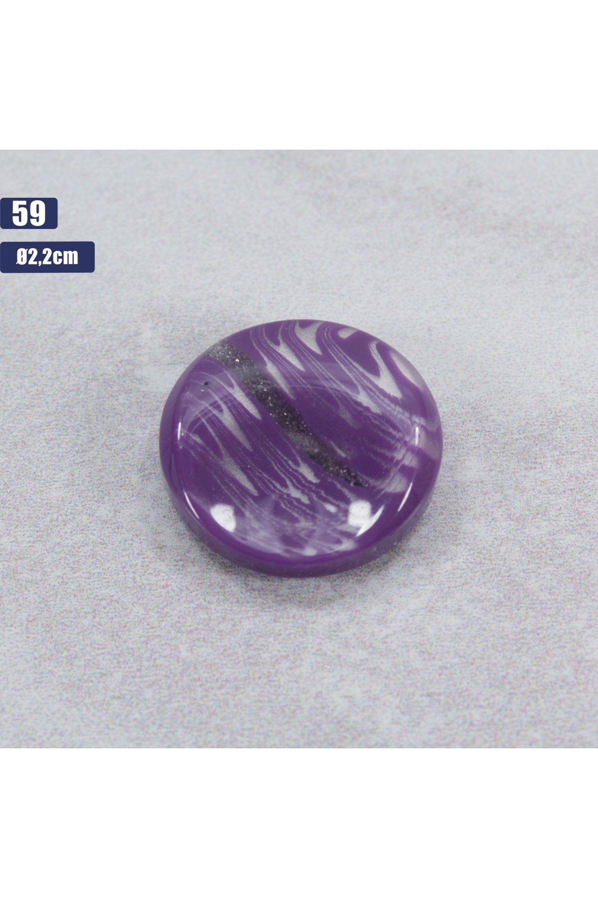 Düğme 1 Adet - 59