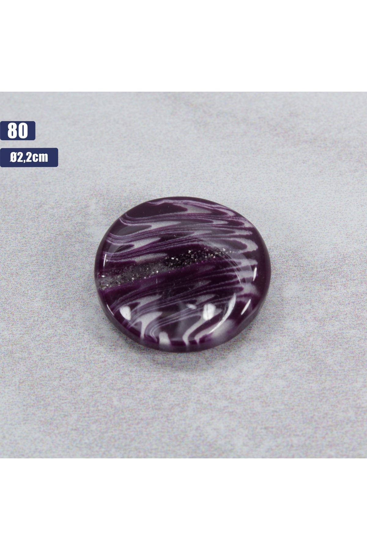 Düğme 1 Adet - 80