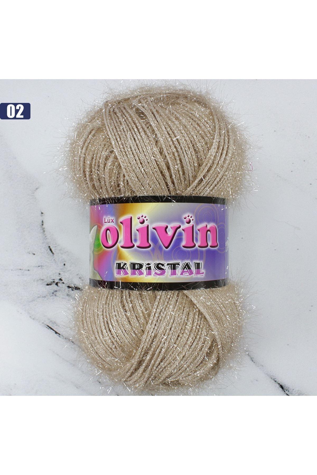 Olivin Simli Kristal  - 02
