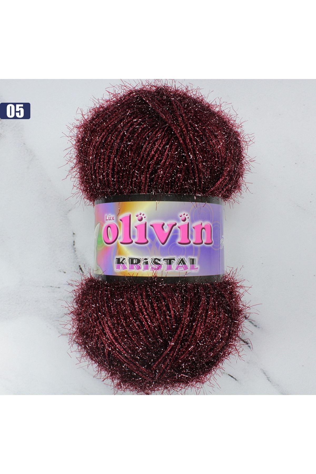 Olivin Simli Kristal  - 05