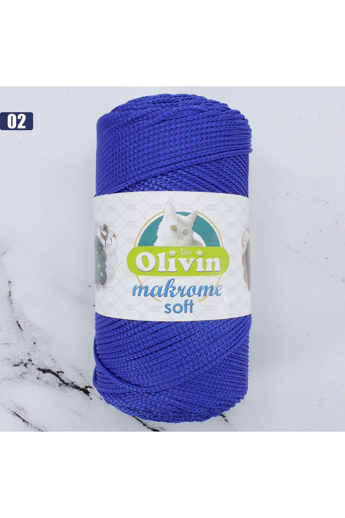 Olivin Makrome Soft 02