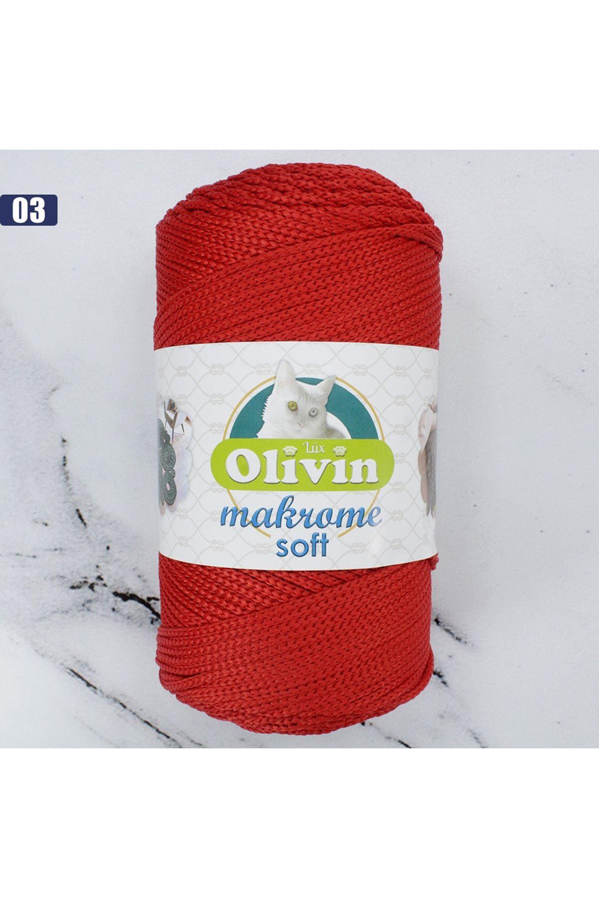 Olivin Makrome Soft 03